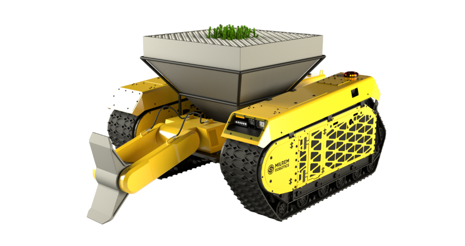 This robot could help plant 1 trillion trees