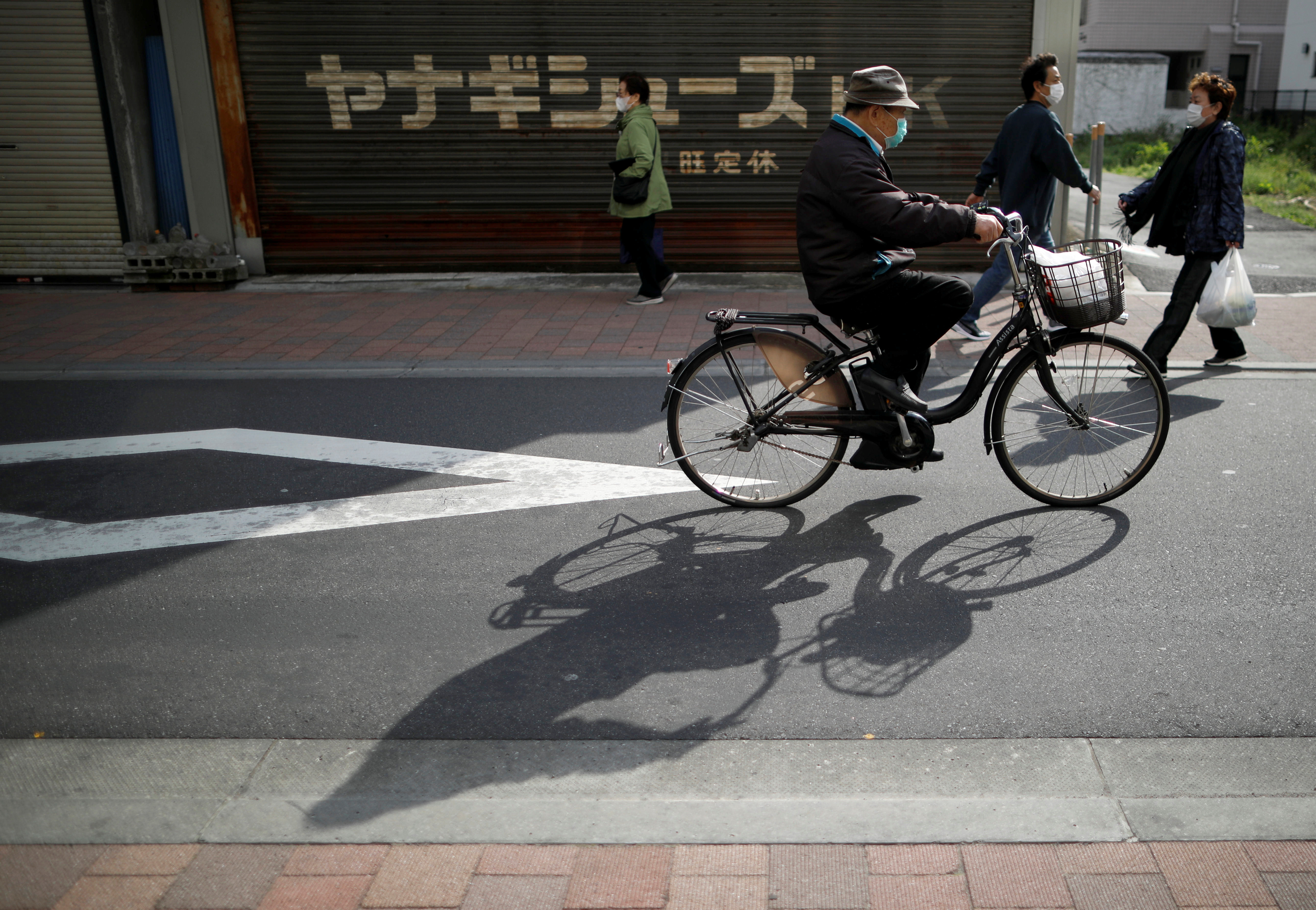 In Japan, the period when people's day-to-day mobility is restricted is getting longer, not shorter
