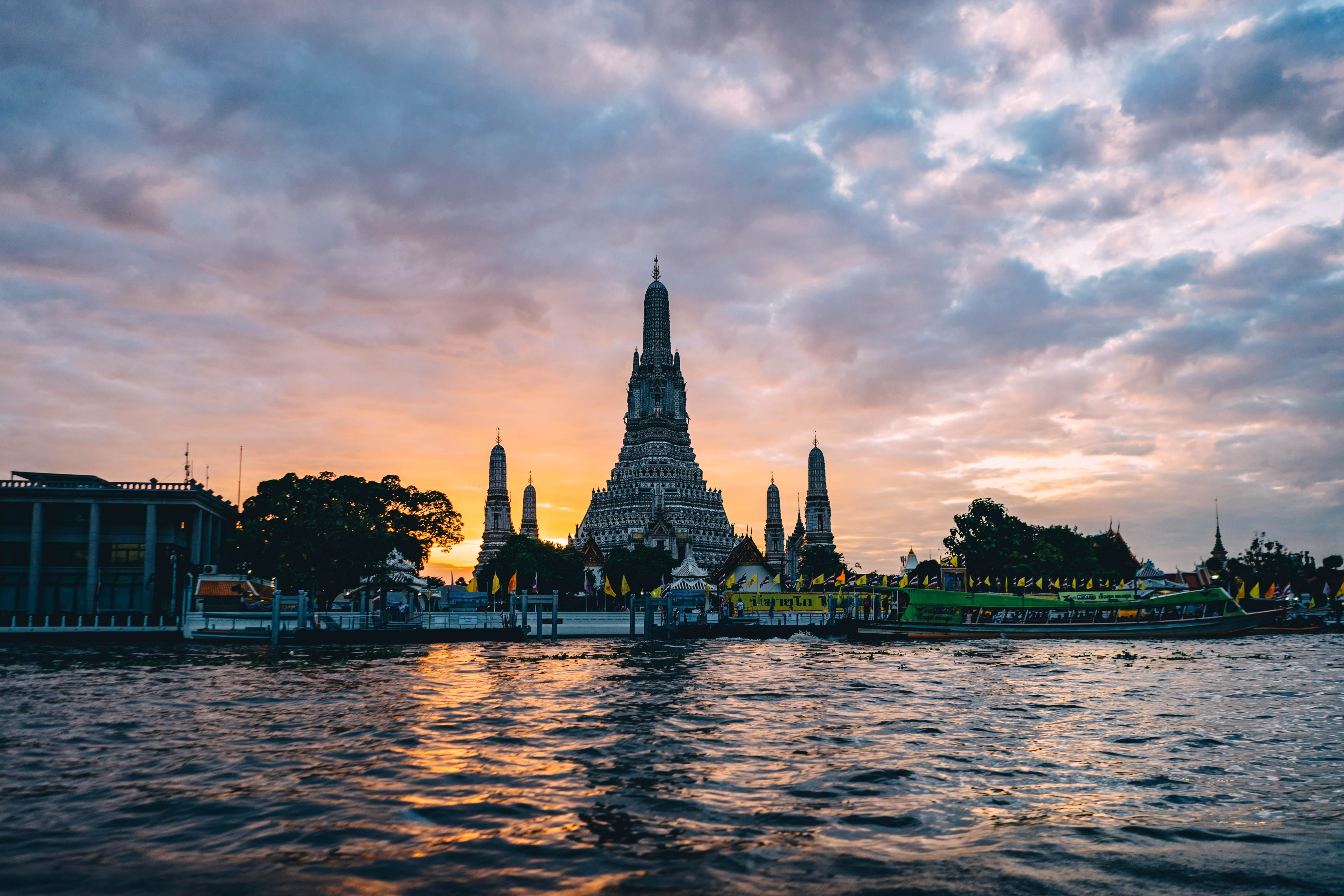 Plastic can lead to air and marine pollution - interconnected issues tackled by young leaders in Bangkok recently looking to build a circular economy.