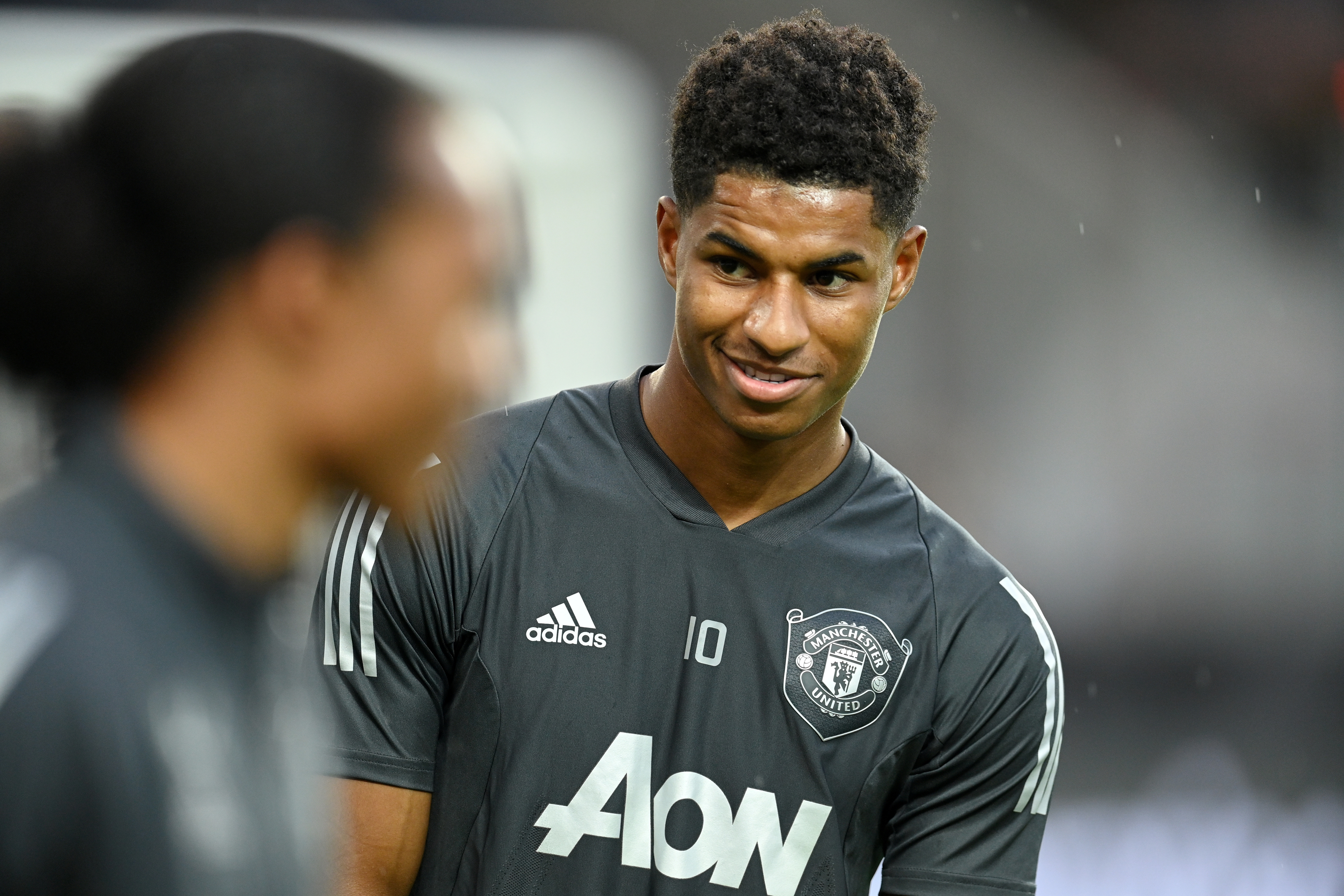 England Footballer Marcus Rashford Creates Child Hunger Task Force World Economic Forum