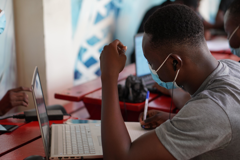 Vodafone Internet Cafe (KNUST), Kumasi, Ghana
