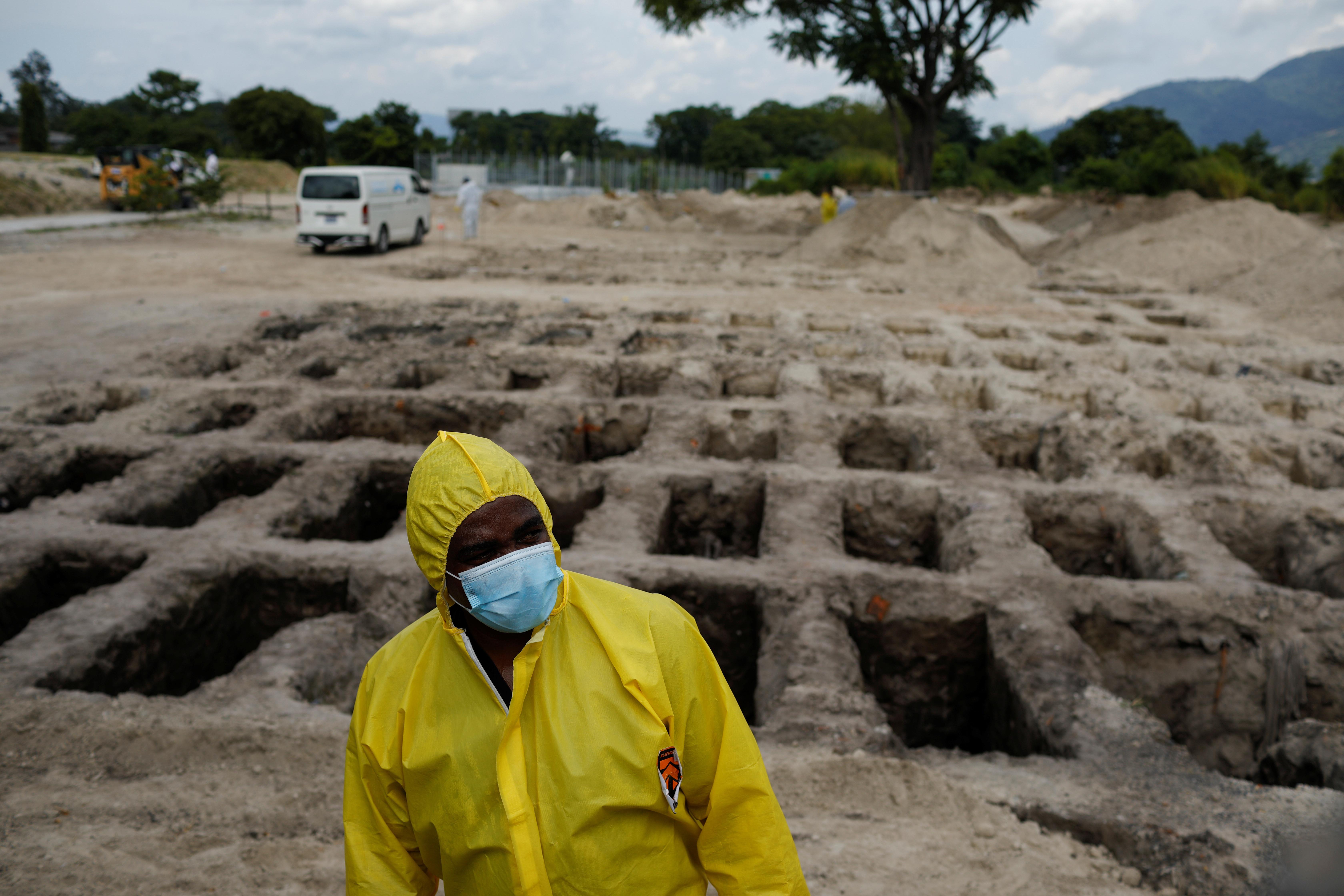 El Coronavirus ha matado a un millón de personas hasta ahora.