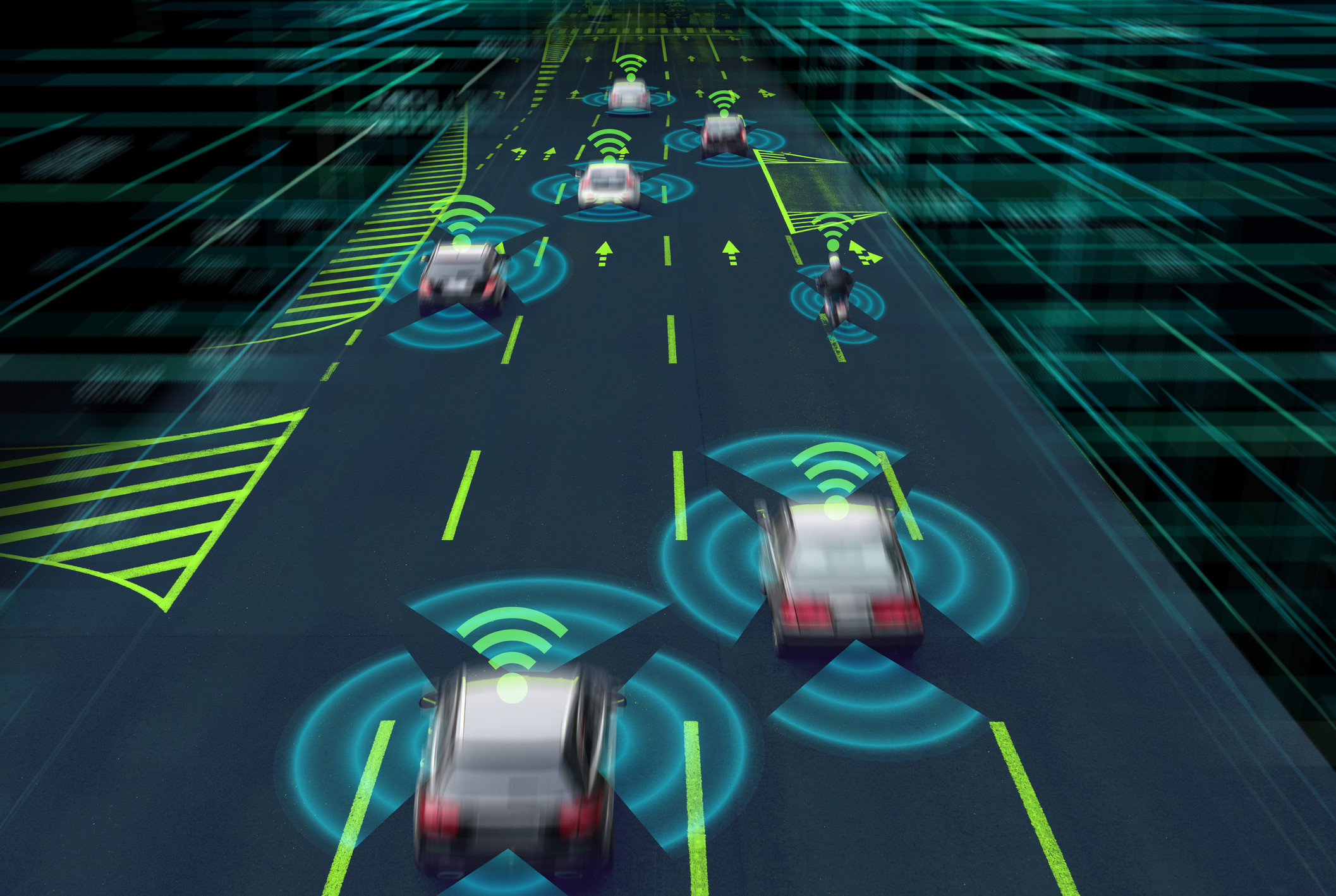 The autonomous car dilemma is one example of the difficulty of assigning responsibility across interconnecting digital systems