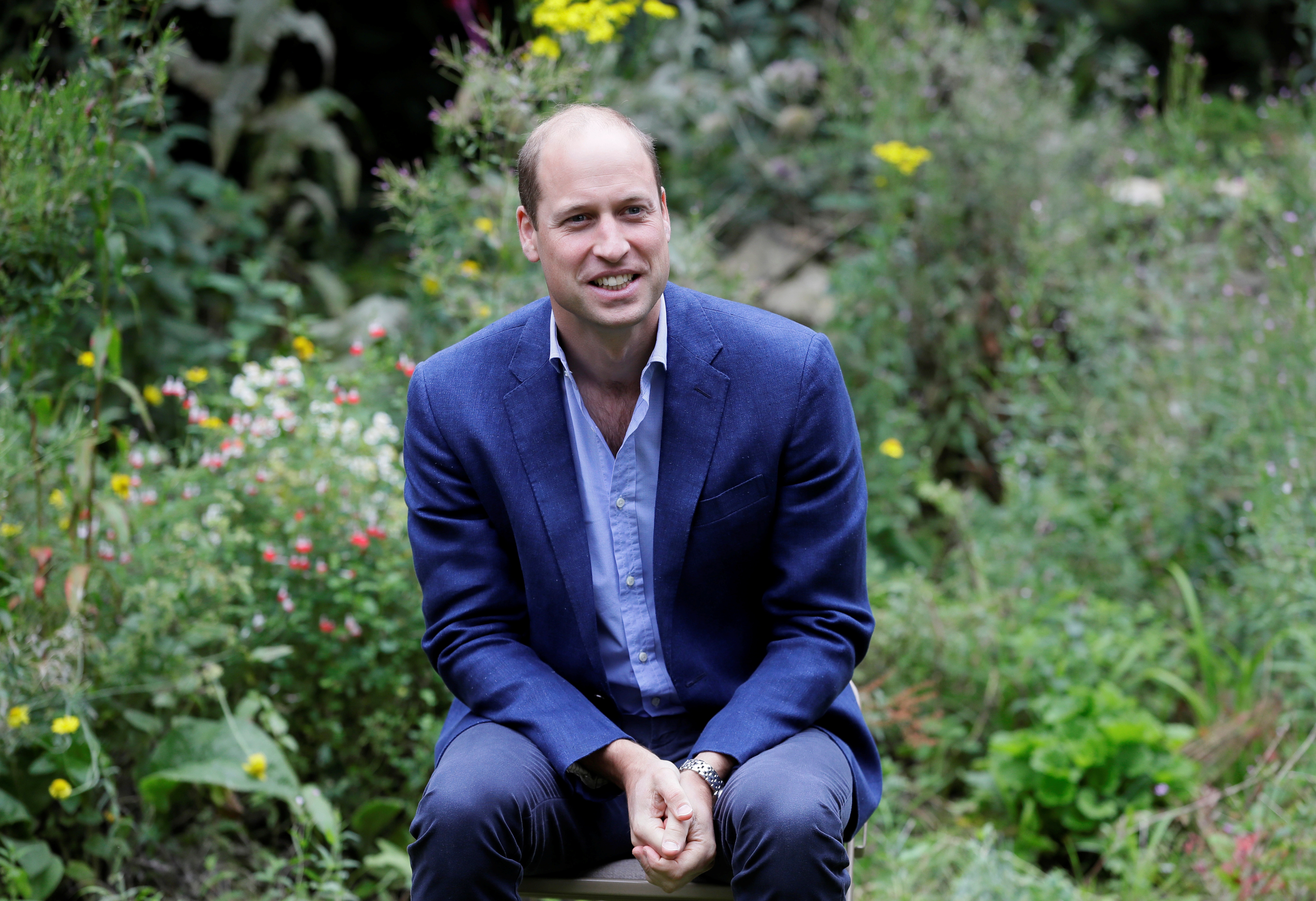 The Duke of Cambridge earthshot environment change prize multi million climate change