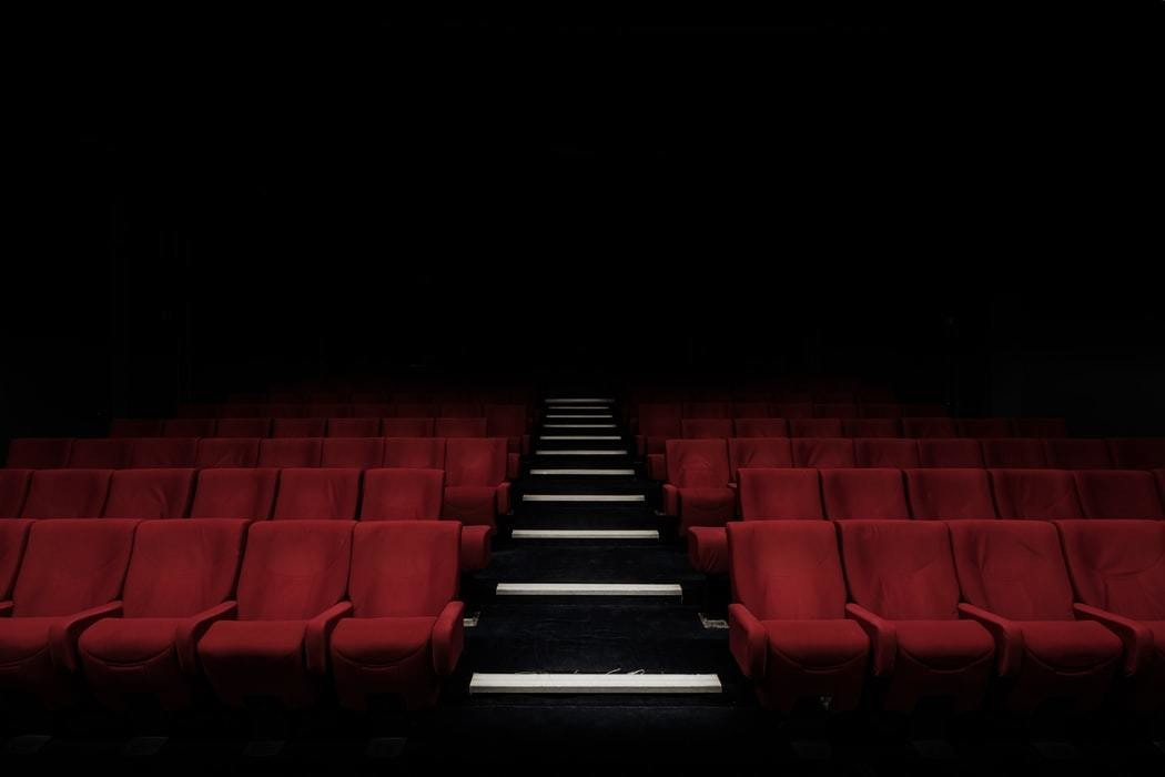 image of seats in a theatre