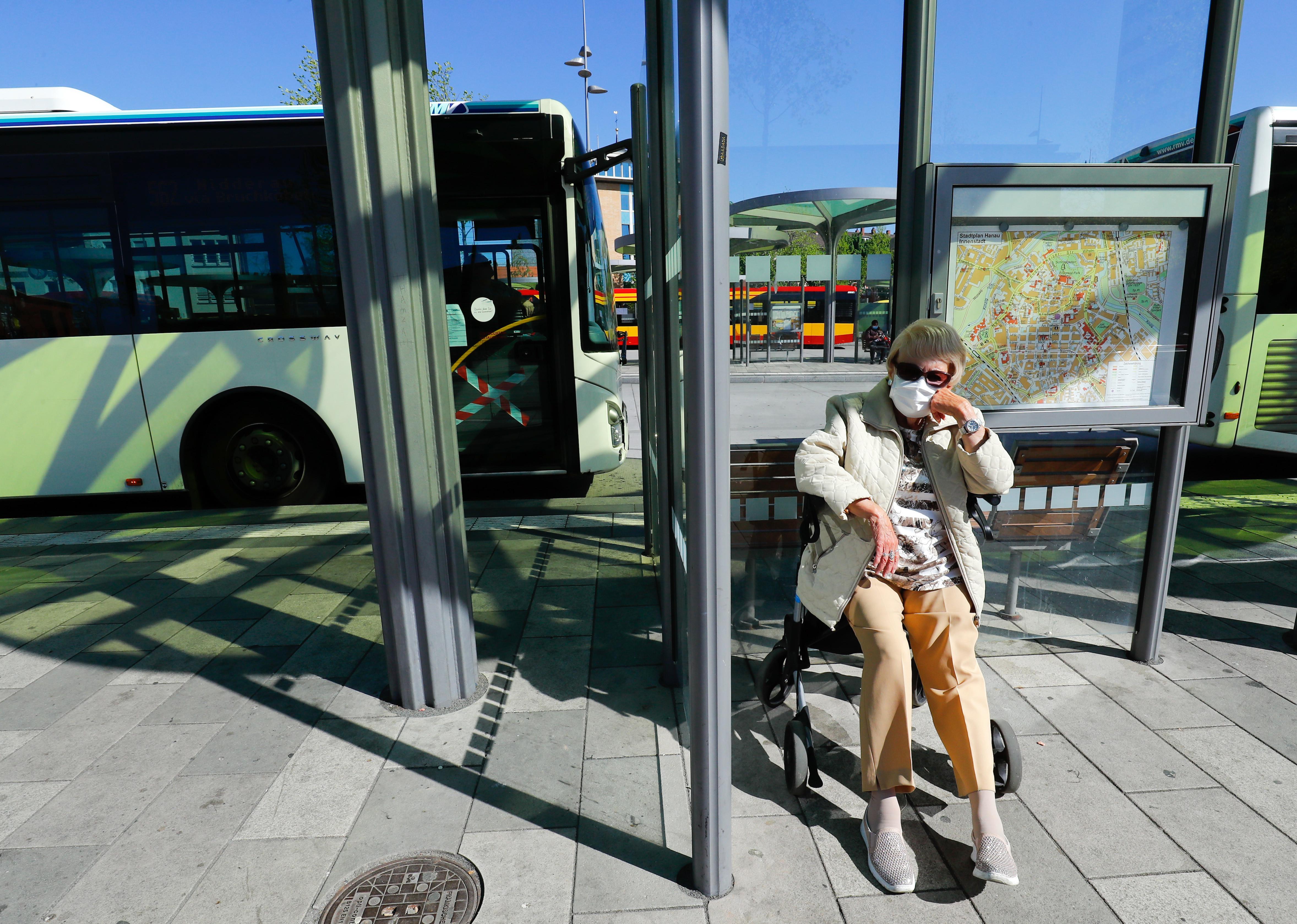 Public Transportation Provides Key Lifelines During Covid 19 World Economic Forum