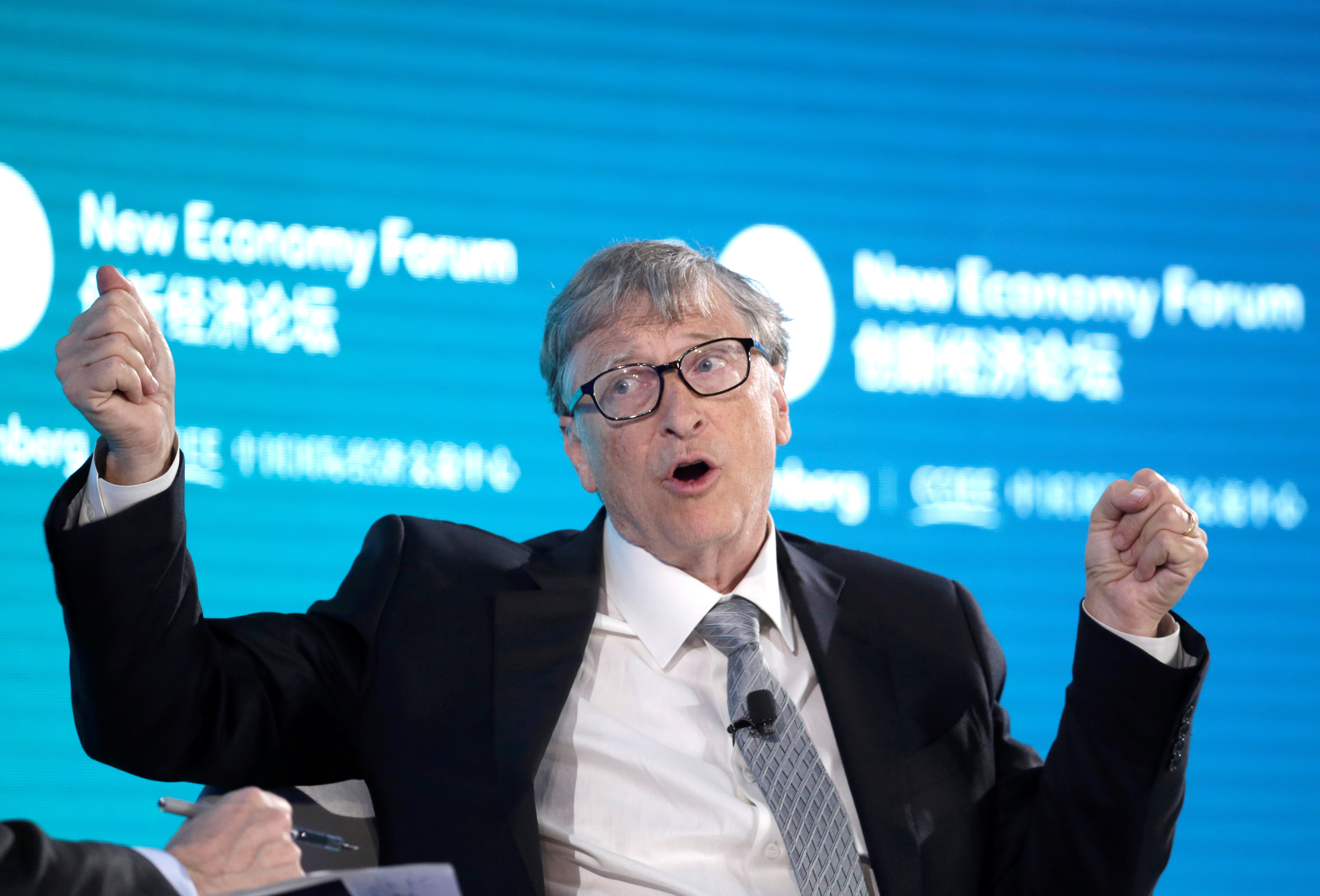 Bill Gates On What Leaders Can Do Now To Tackle Covid 19 World