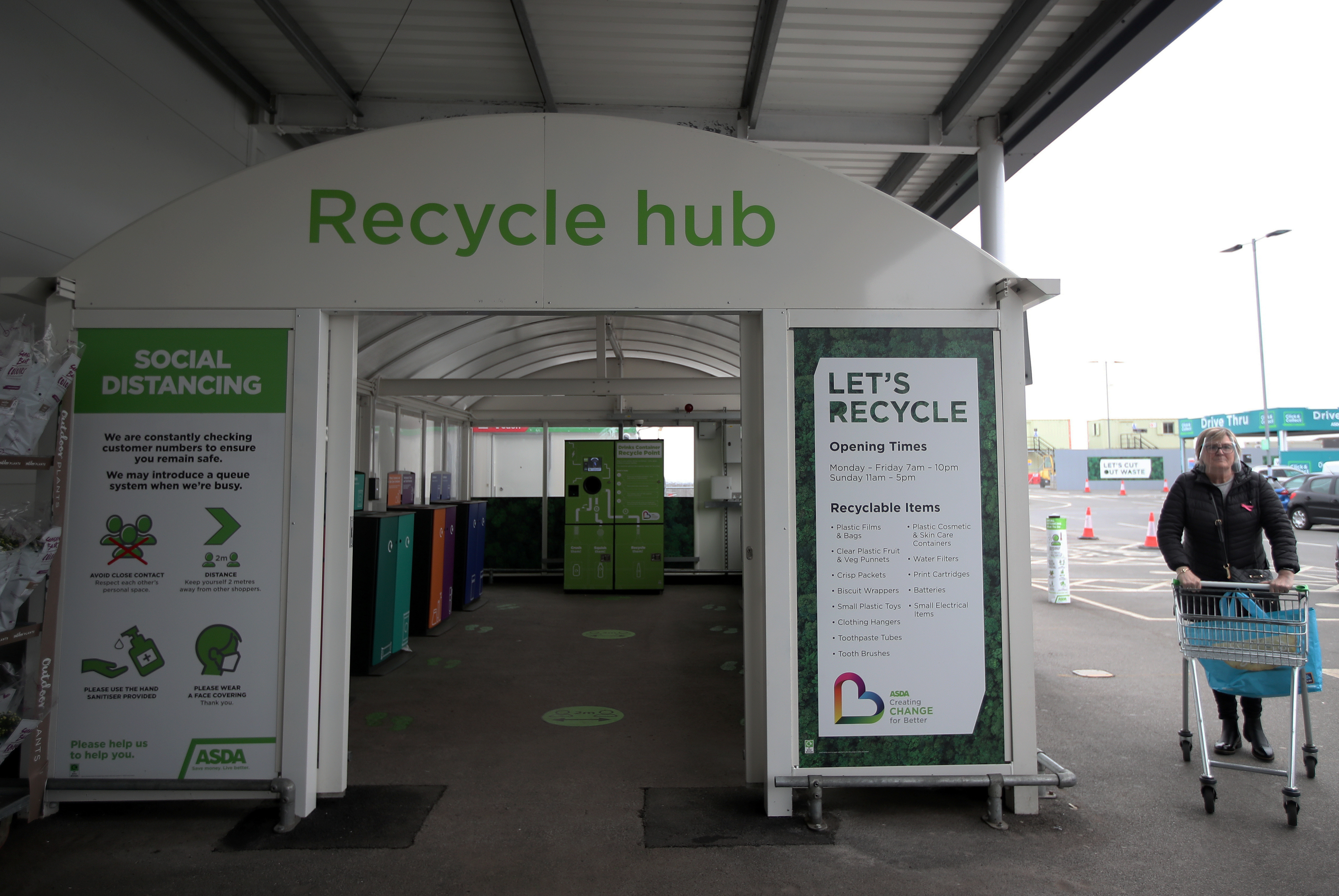 If we can recycle, can we also embrace other behaviours that will help us get to net zero?