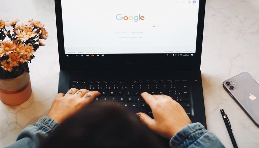 Computer remote working appreciation business employment