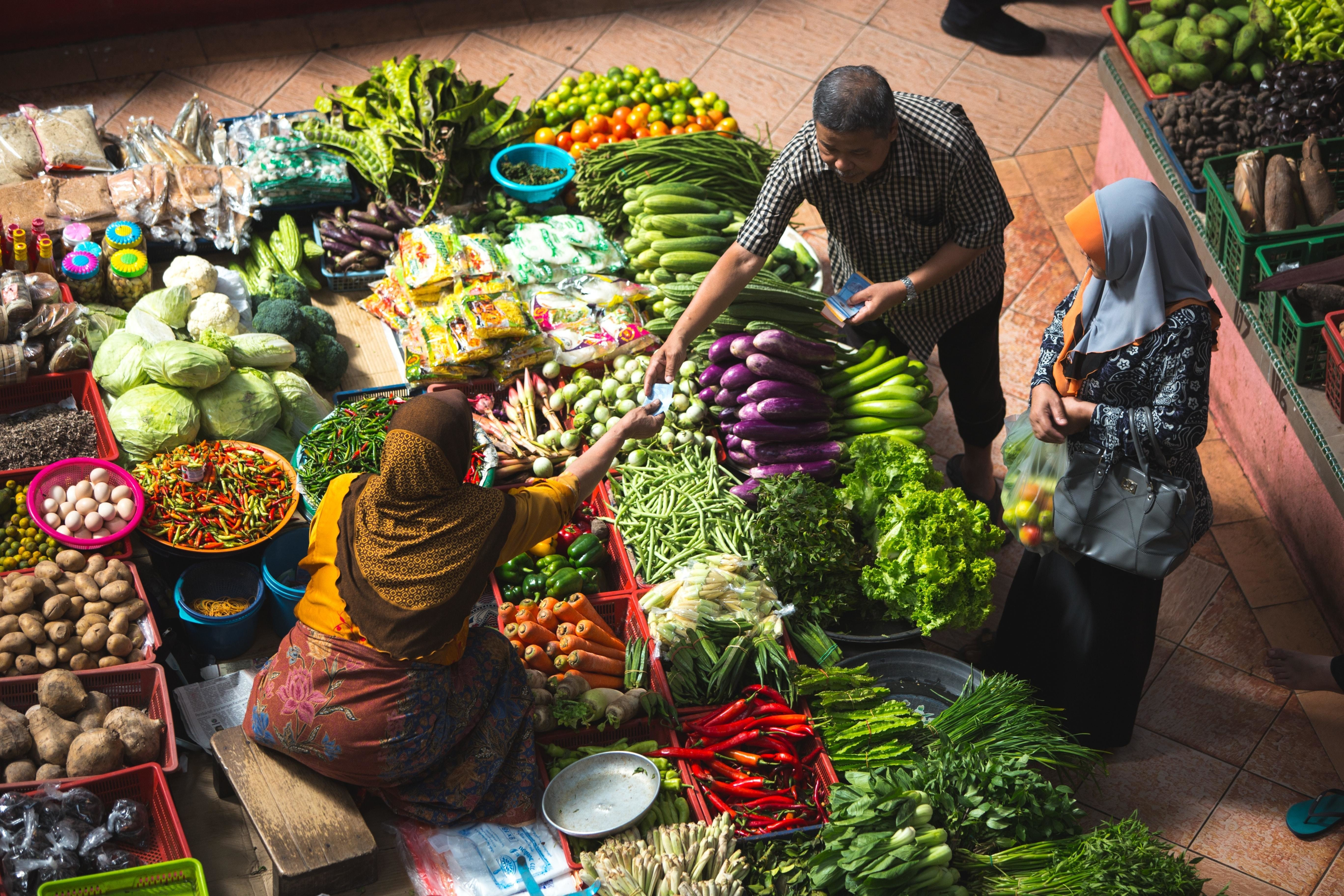 Food production is among the largest contributors to climate change.