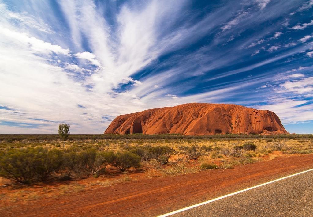 image of Australian scenery