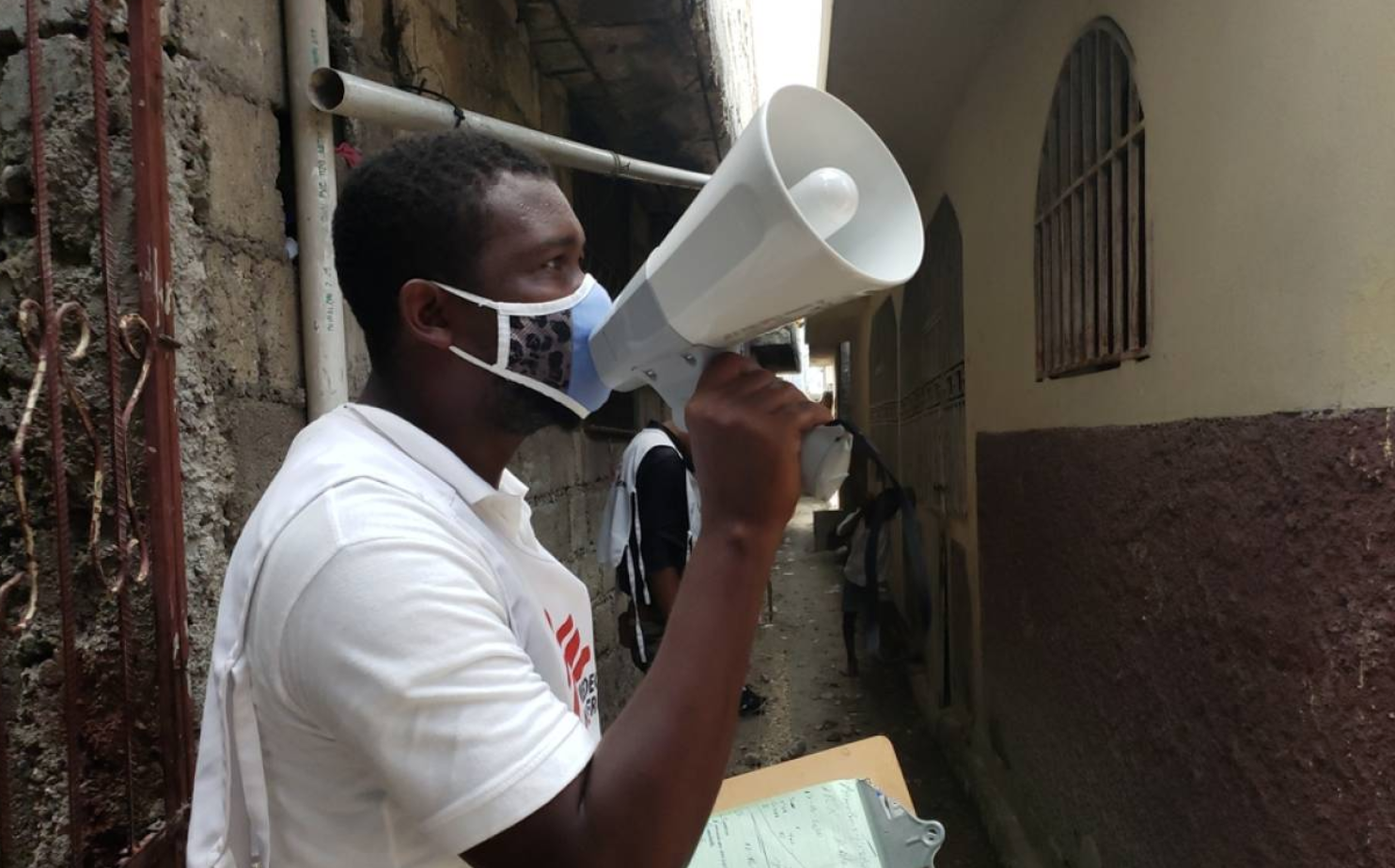 This is how community leaders are busting coronavirus myths in Haiti