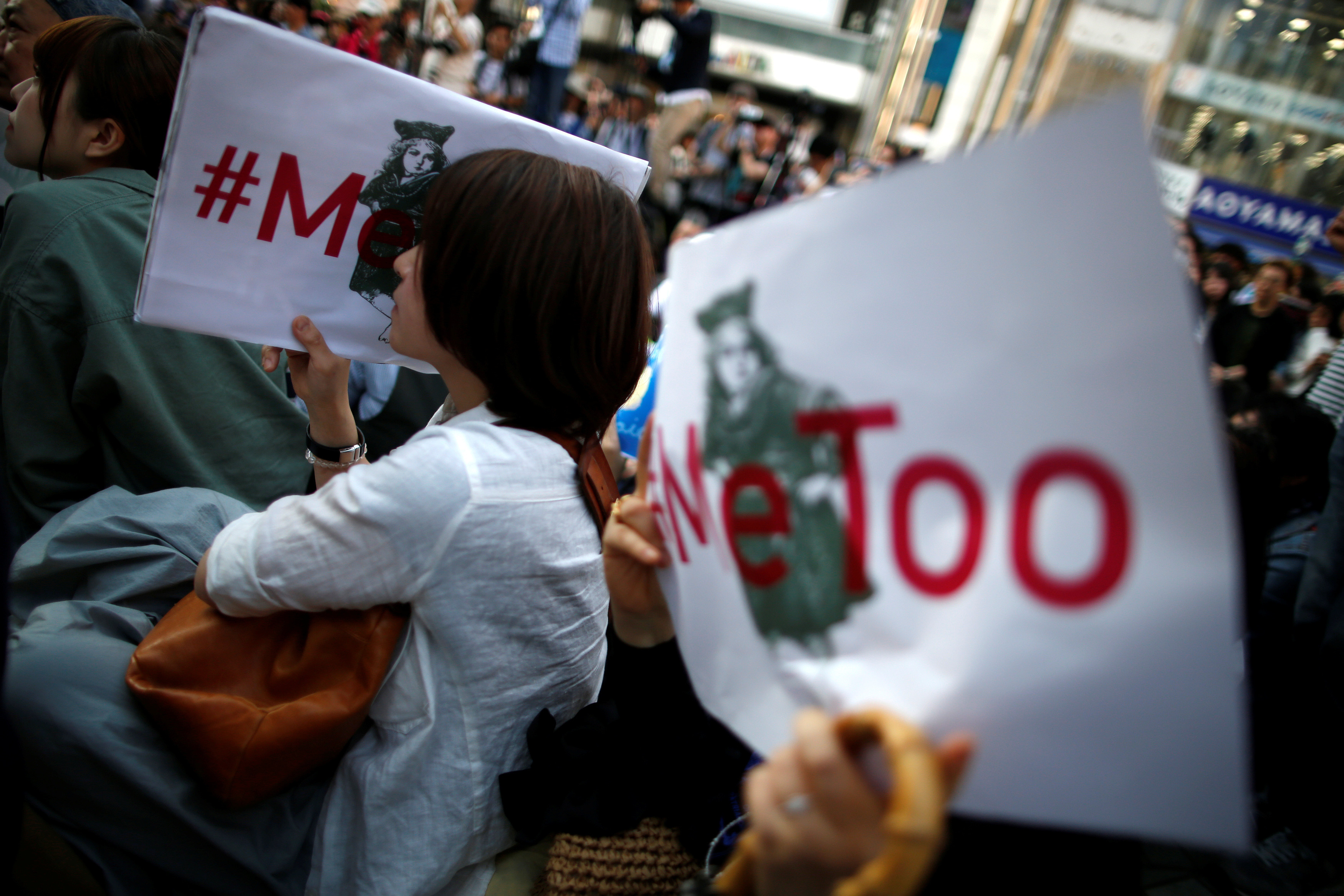 The #MeToo protests are part of a rising worldwide social justice movement that is driving corporate uptake of ESG principles