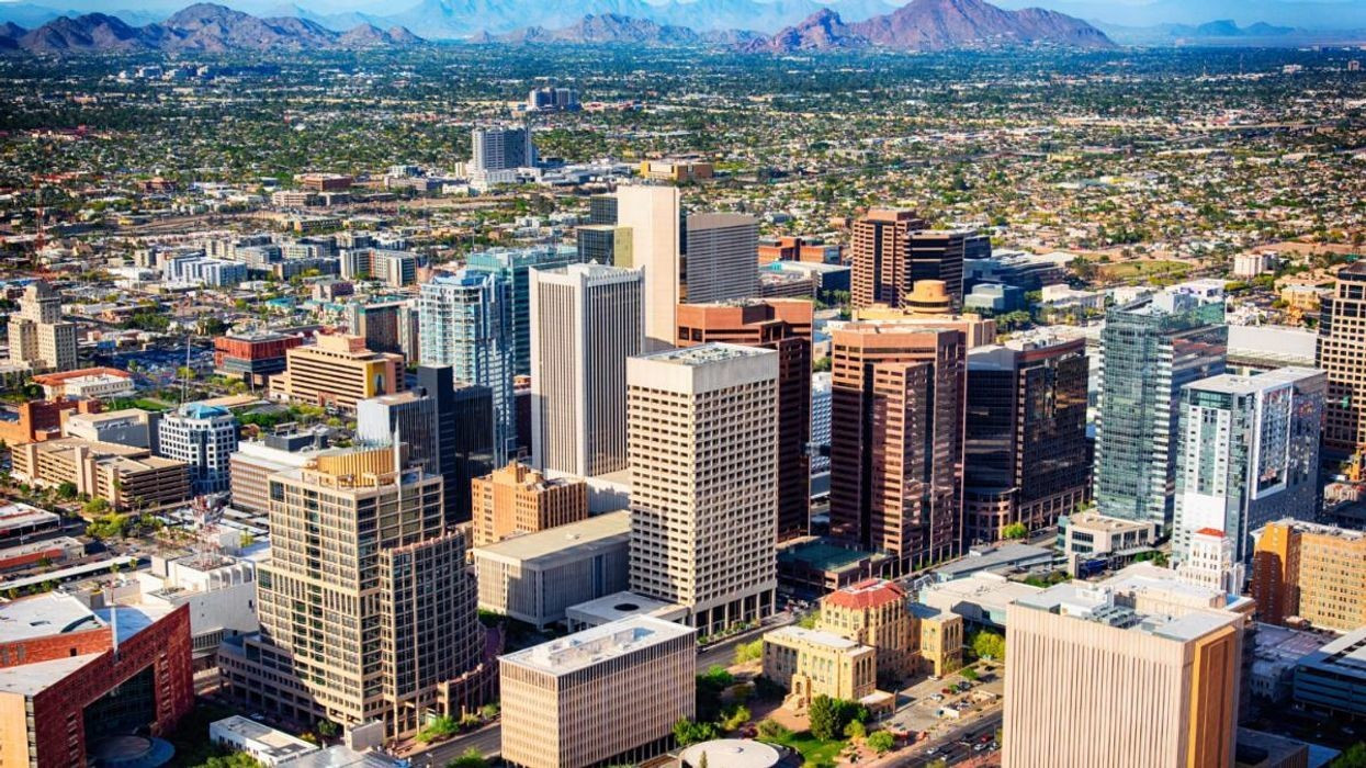 Phoenix, Arizona is a prime example of a city facing heat stress as the climate warms.