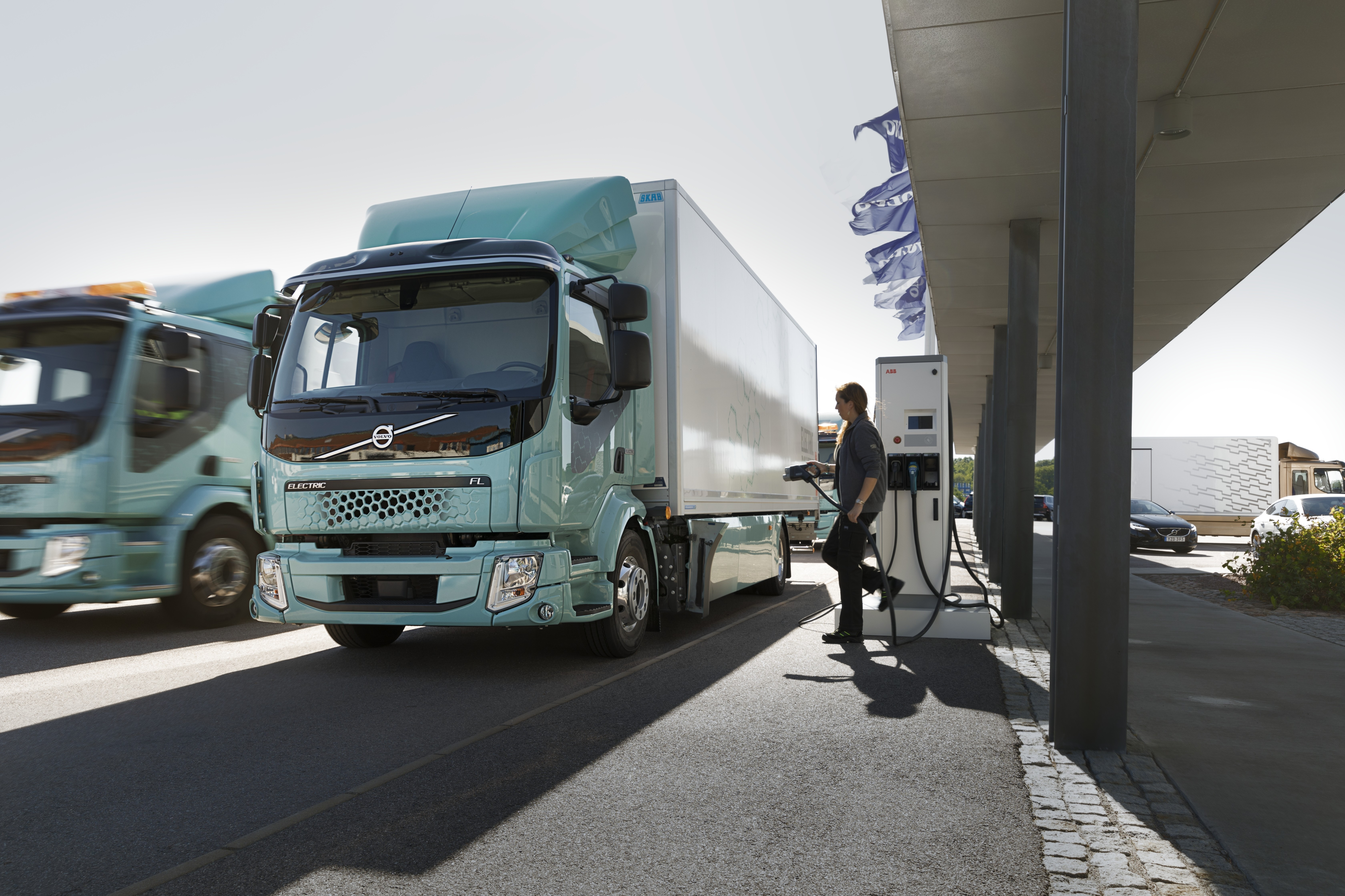 Volvo Group already has commercial battery electric offerings and hydrogen fuel cell vehicles will be next.