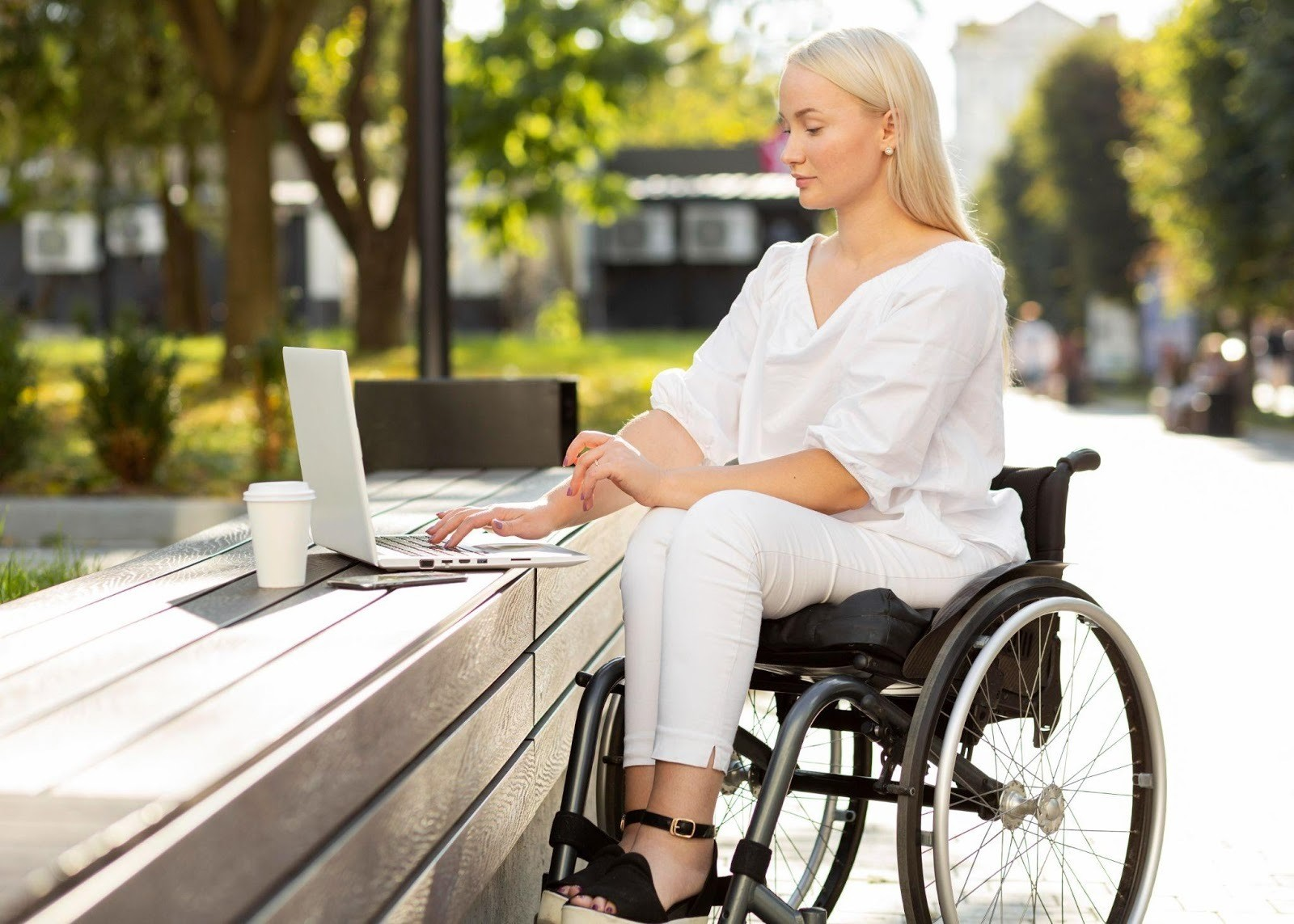 Technology should be used to further the inclusion of people with disabilities