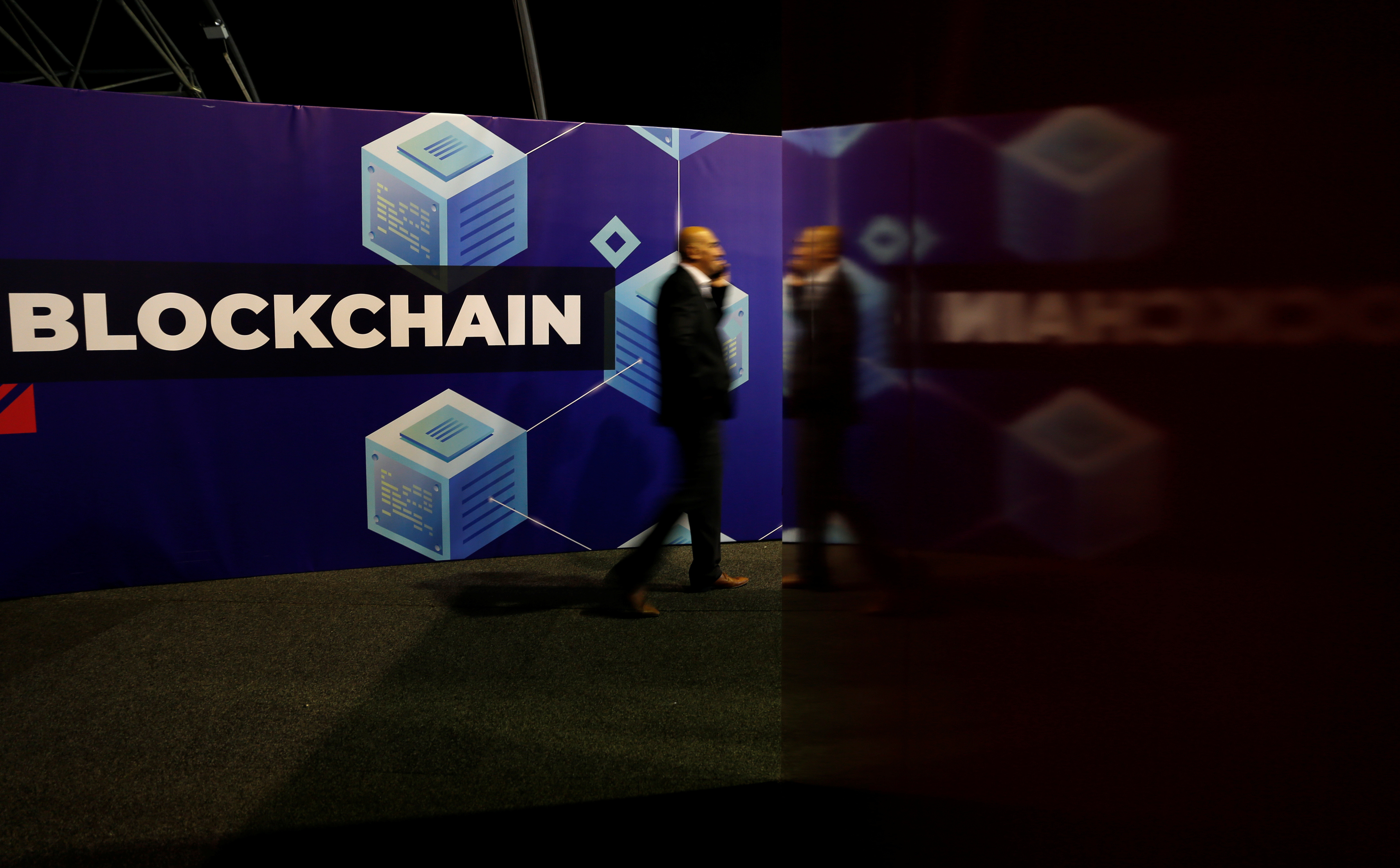 image of the Delta Summit, Malta's official Blockchain and Digital Innovation event promoting cryptocurrency, in Ta' Qali, Malta