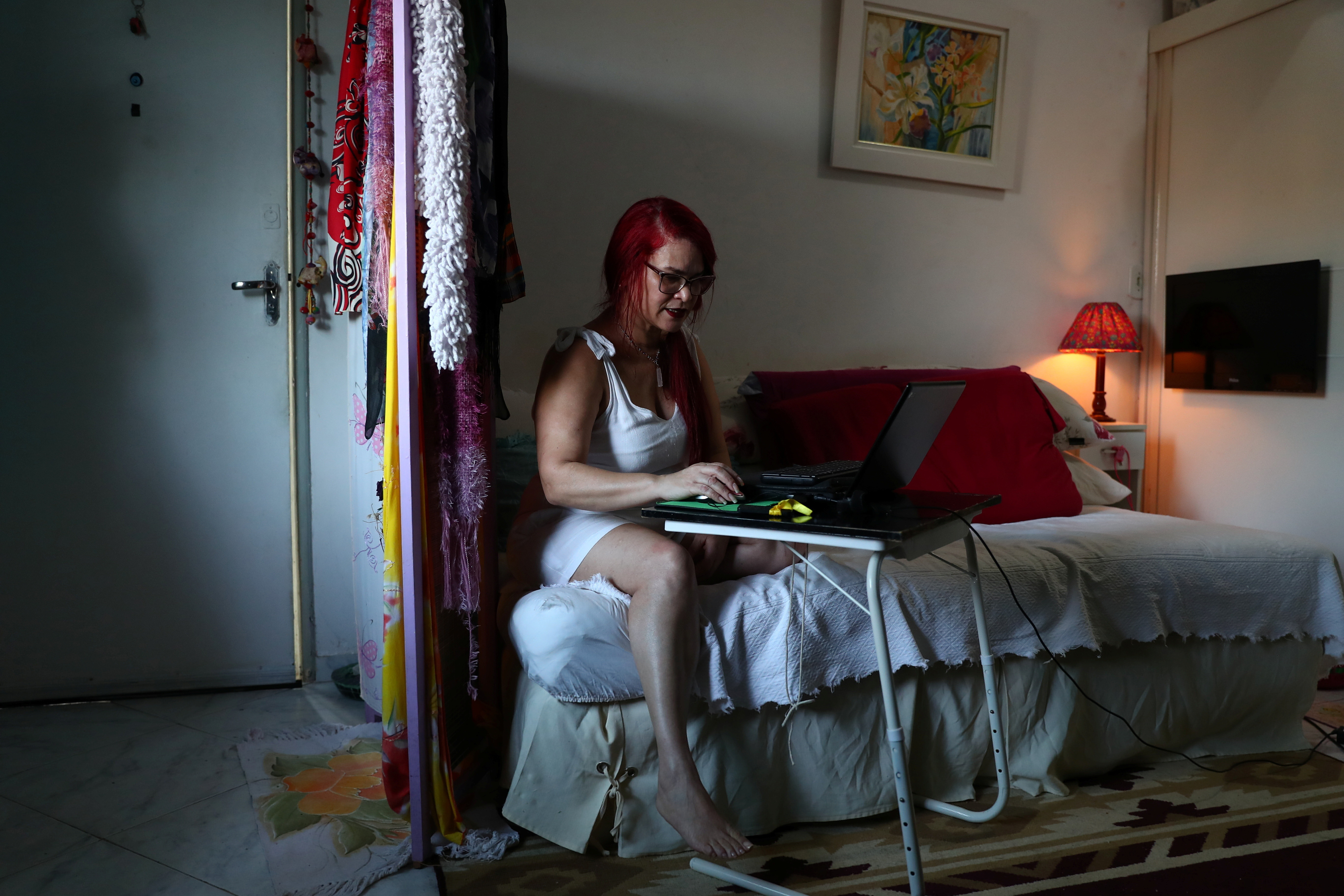 Working from home, or WFH, has become the norm for millions across Europe as a result of the COVID-19 pandemic.