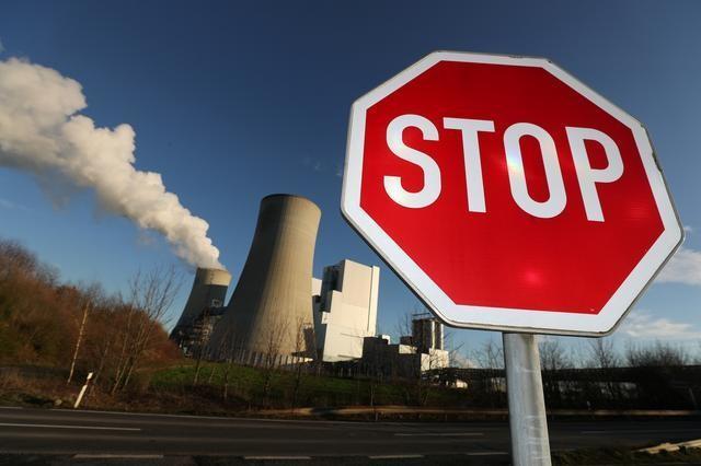 12月2日、米国の連邦準備理事会(FRB)は年に2回、金融安定報告書を公表している。写真は独ケルンの発電所で1月撮影