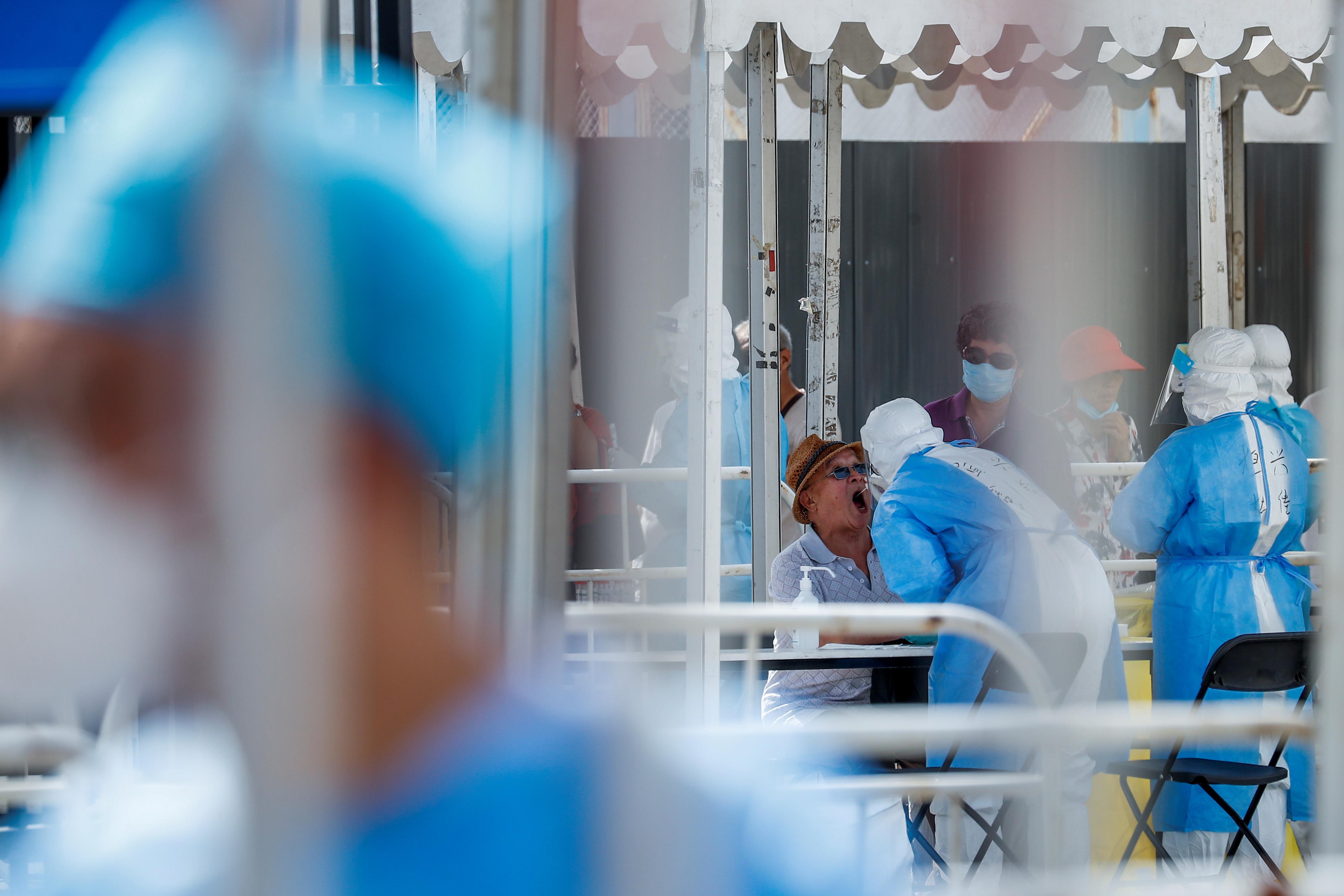"""""""Aunque muchos países han hecho progresos, globalmente la pandemia se está acelerando"""""""