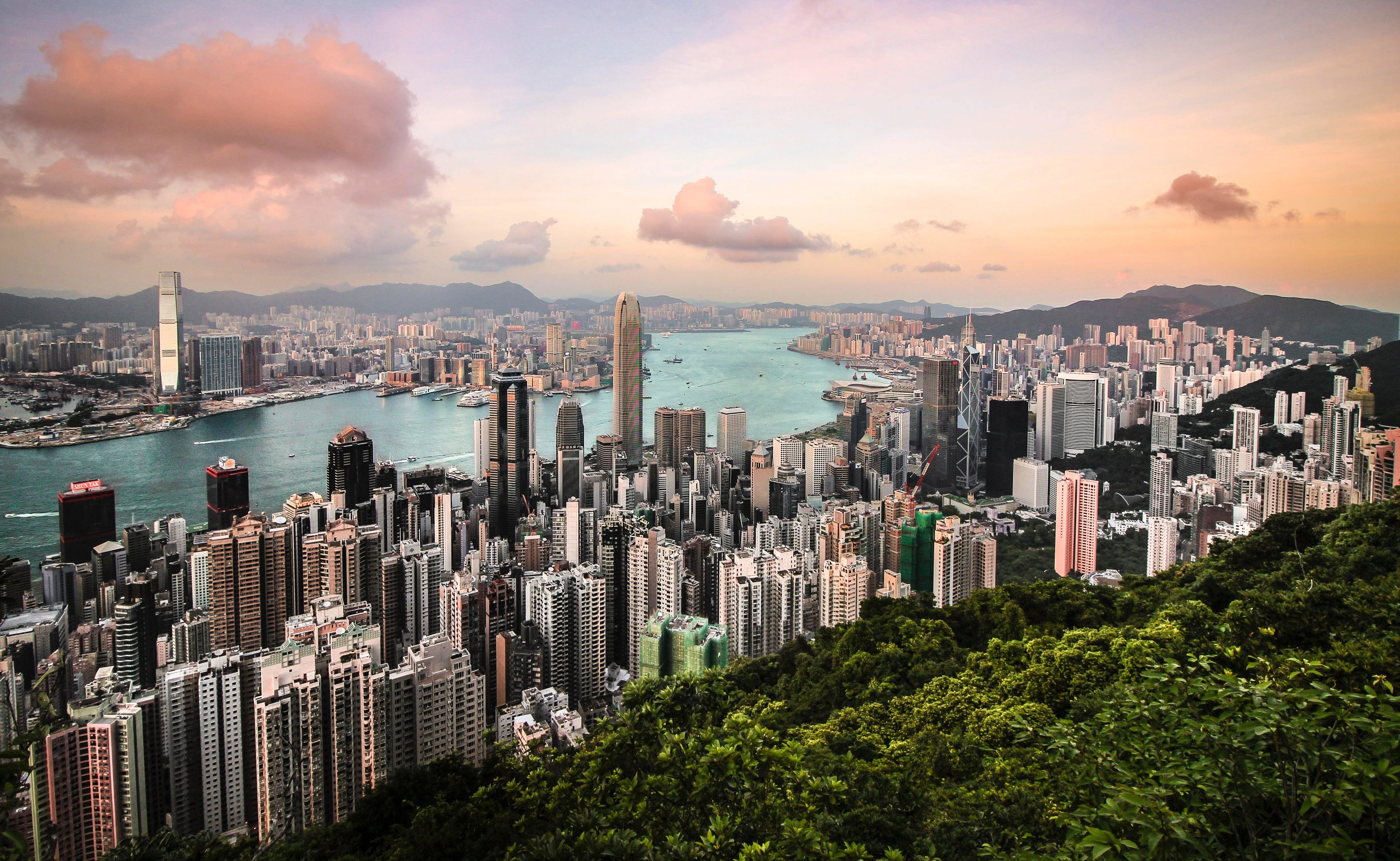 Hong Kong, with the help of its universities, is hoping to achieve carbon neutrality by 2050