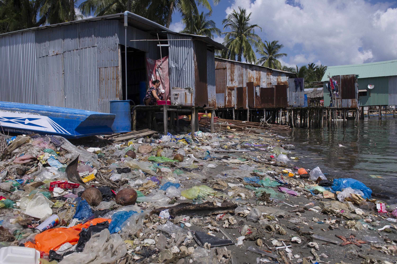 Viet Nam plastic pollution