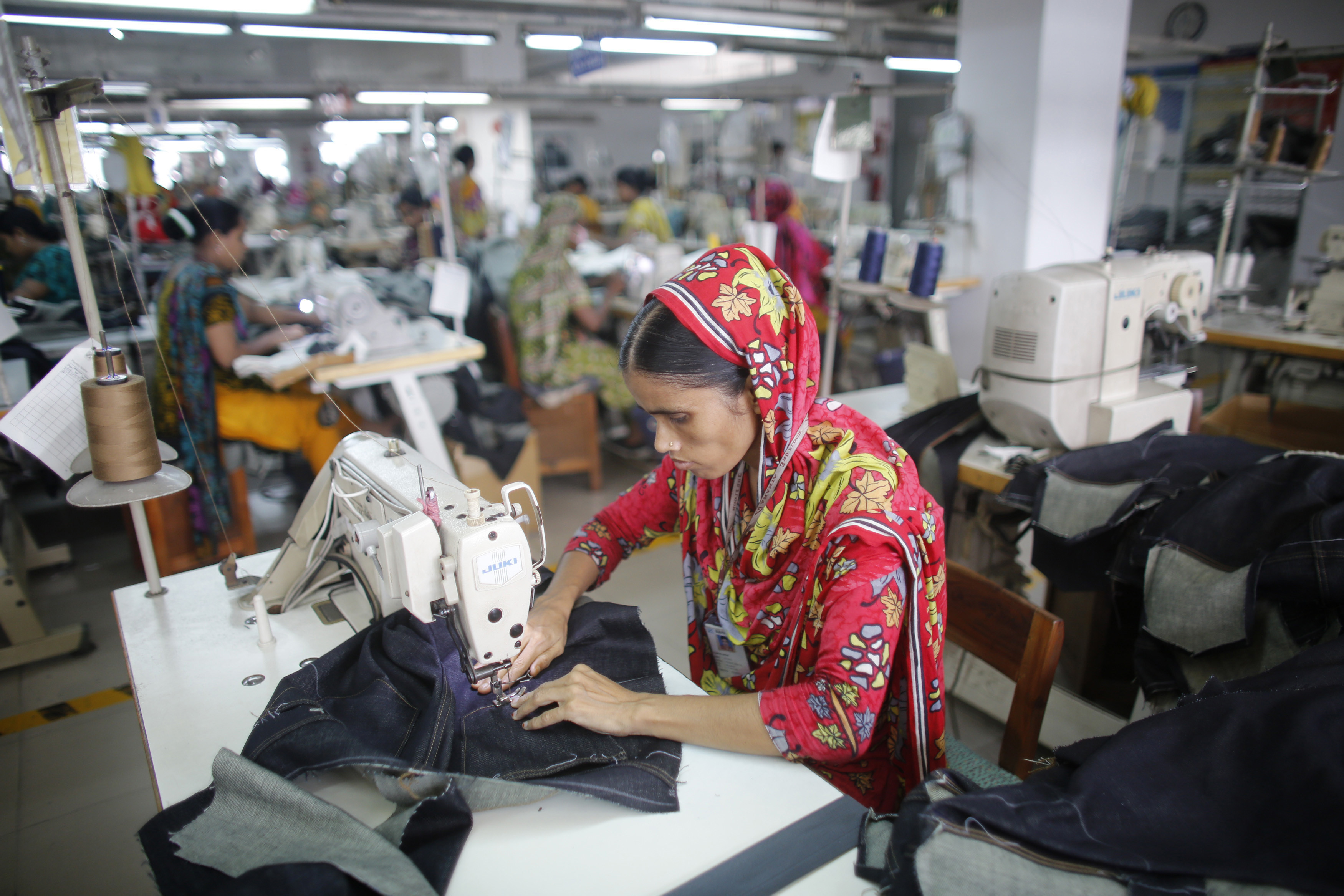 Creating A Better Future For Garment Manufacturing In Bangladesh World Economic Forum
