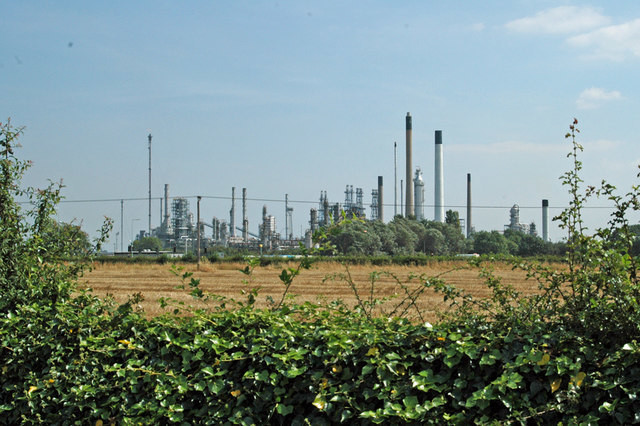 The Humber industrial cluster
