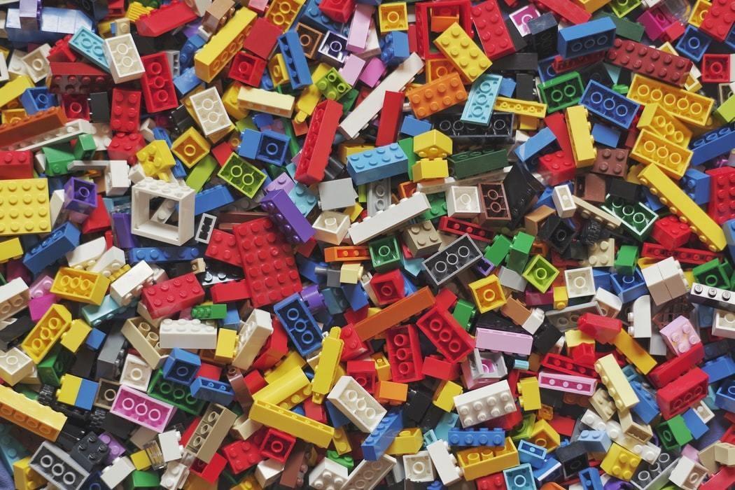 image of Lego bricks