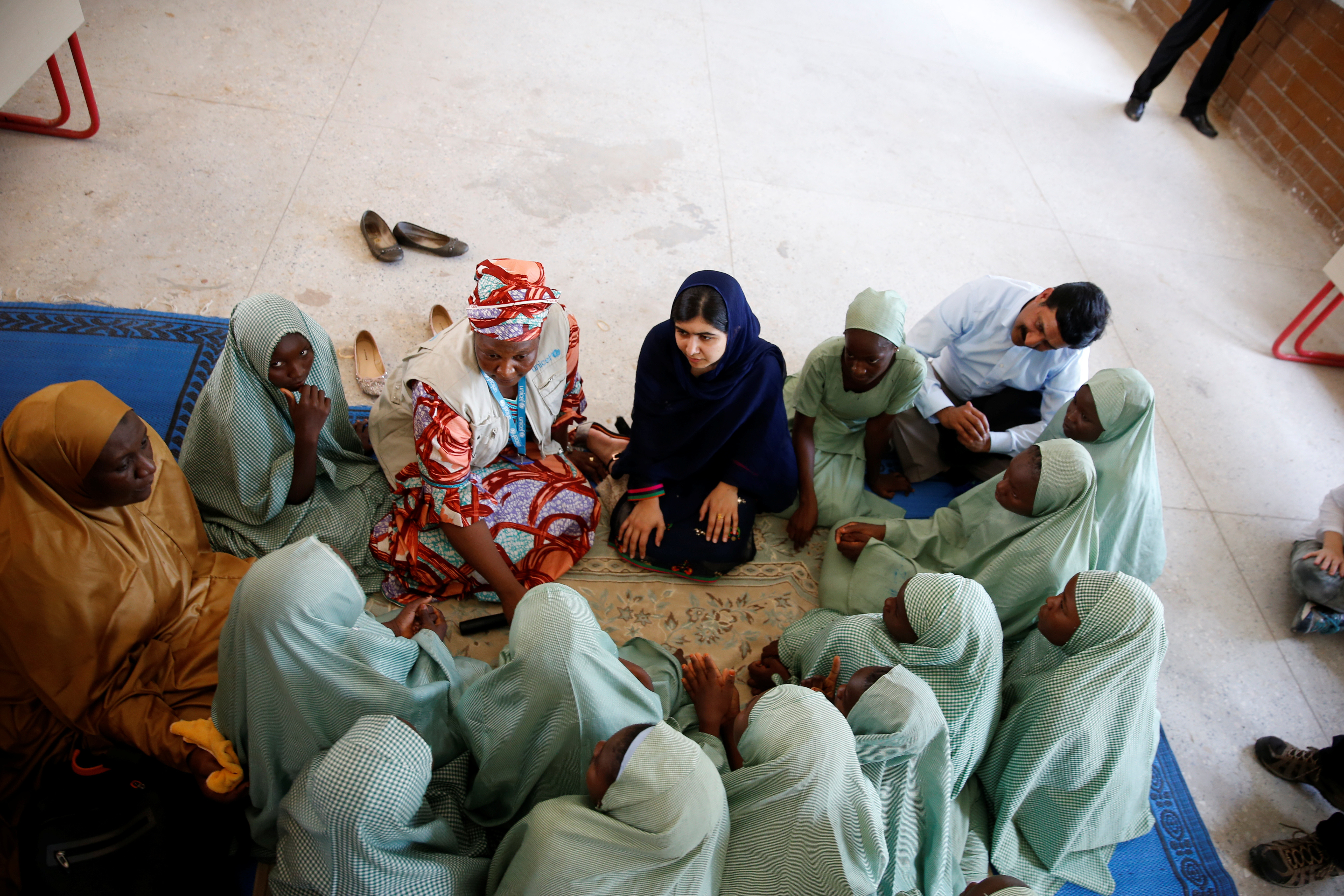 Female gender equality education skills school Sub-Saharan Africa