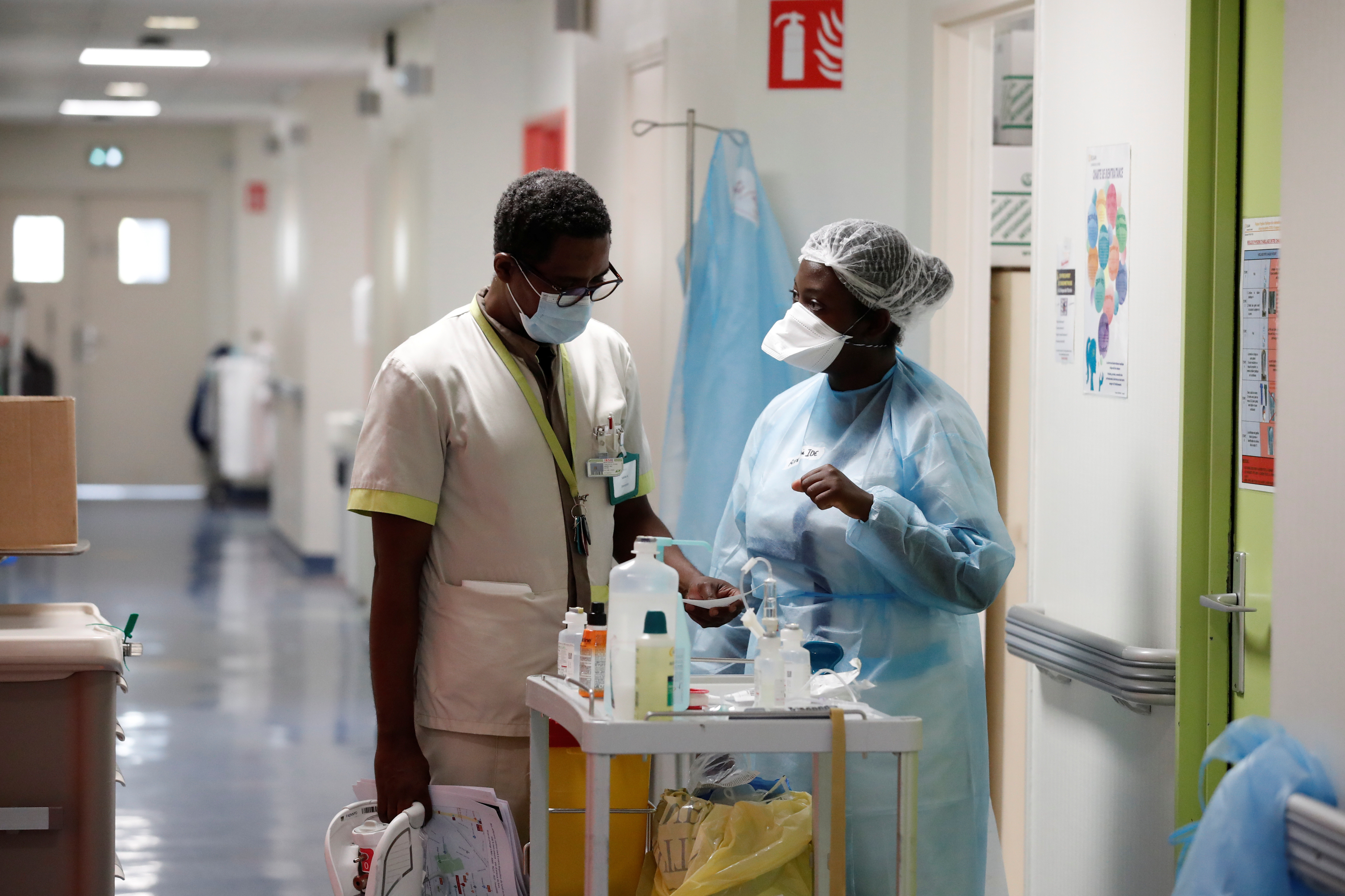 Que la COVID‑19 no detenga los servicios de salud esenciales