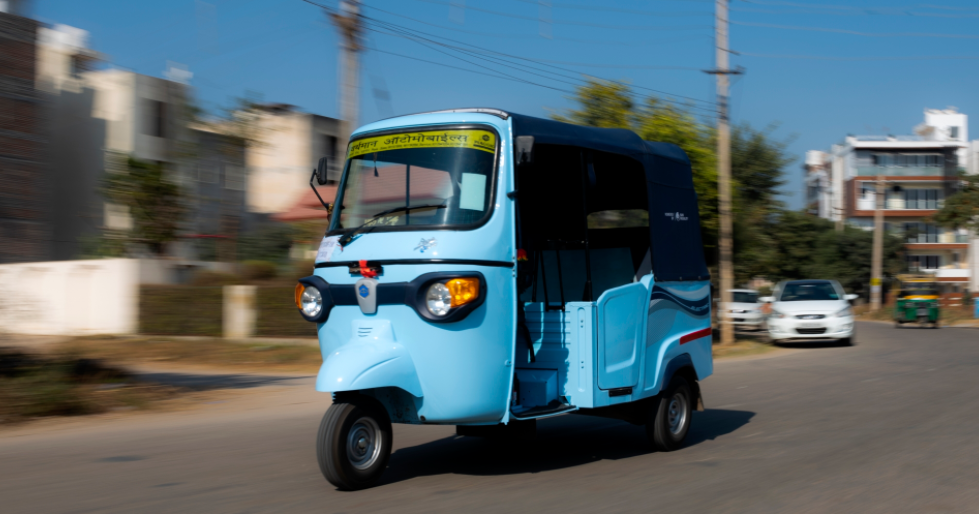 India's SUN Mobility develops cloud-connected swappable batteries to put us on the road to the future