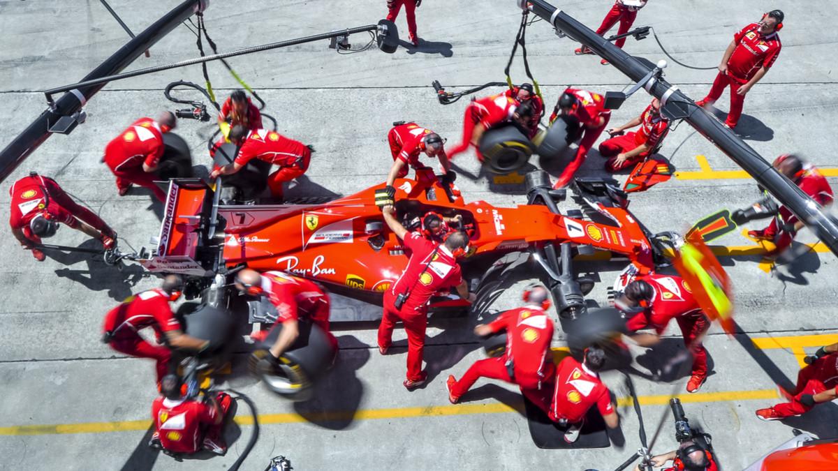 F1 Formula 1 racing innovation technology safety sustainability production transport
