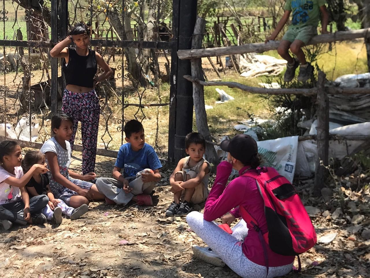 Teaching children mexico climate change