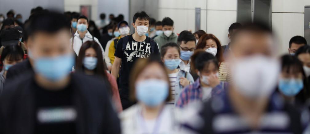 Mucha gente es portadora del coronavirus sin darse cuenta.