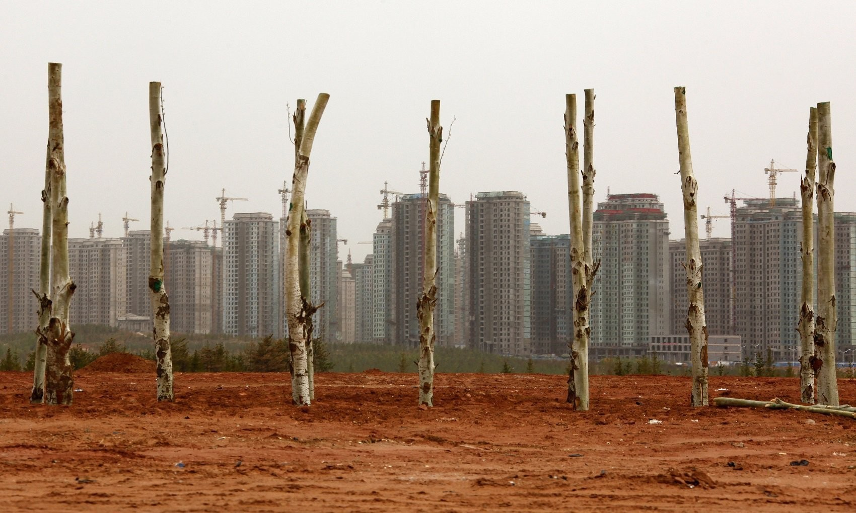 Where are China's ghost cities? | World Economic Forum