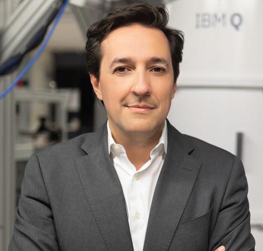 Director of IBM Research Dario Gil