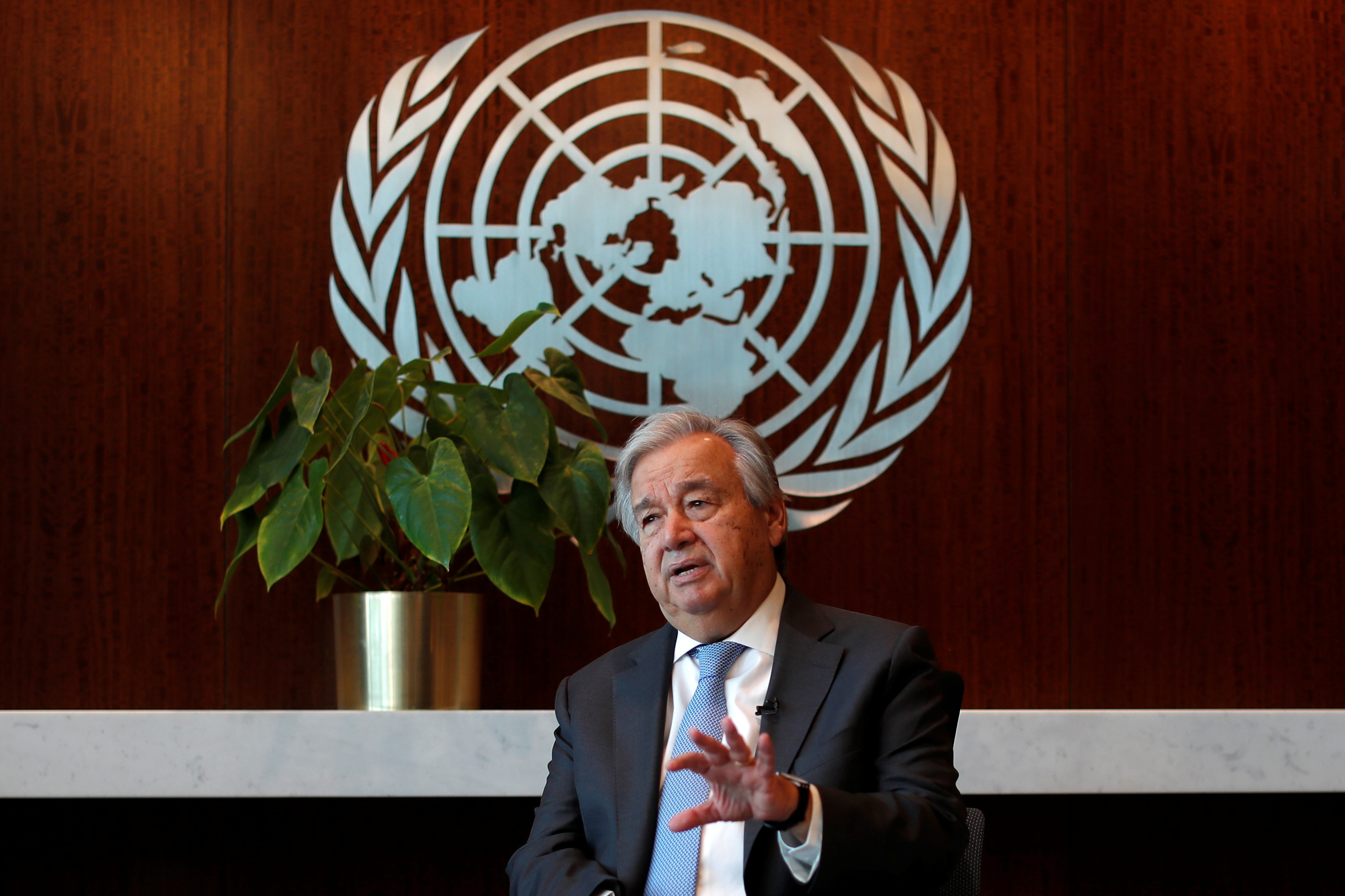 La ONU sugiere una serie de cosas que muchas personas pueden hacer fácilmente desde casa.