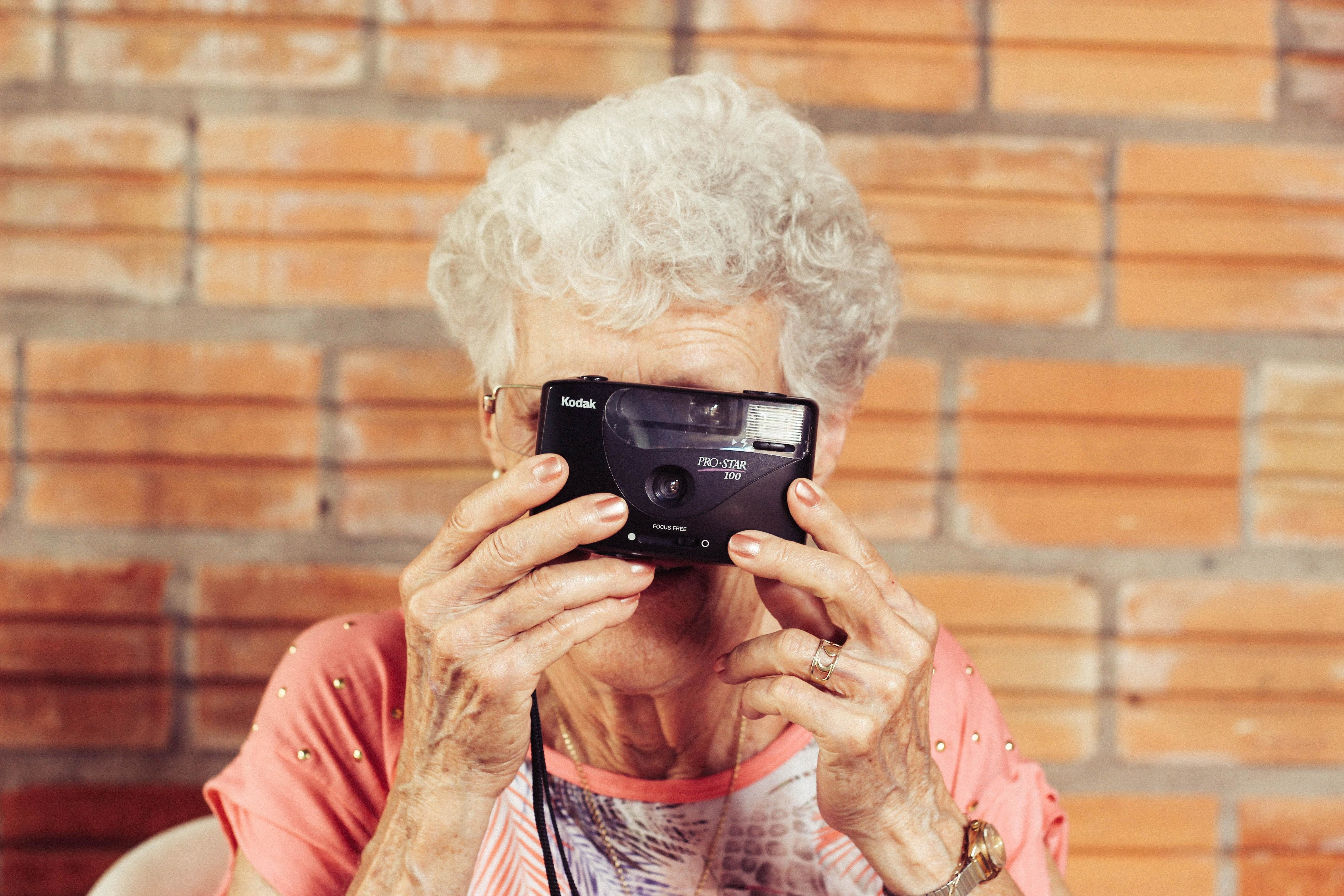October 1 is the International Day of Older Persons.