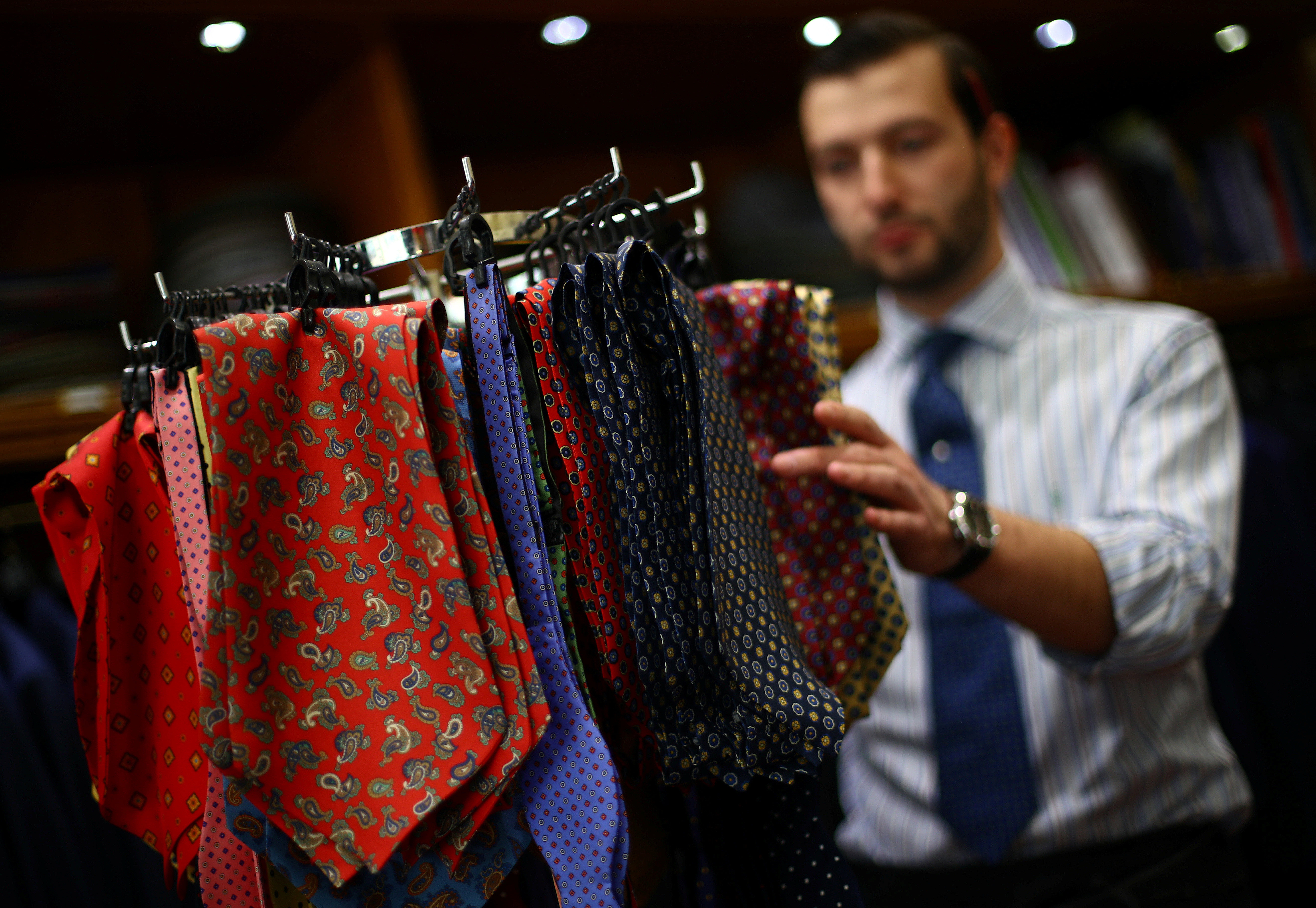 fashion industry covid coronavirus supliers supply chain retail formal weddings parties events work working remote remotely wfh from home change dressed dress pjs informal suit tie suited booted shirt