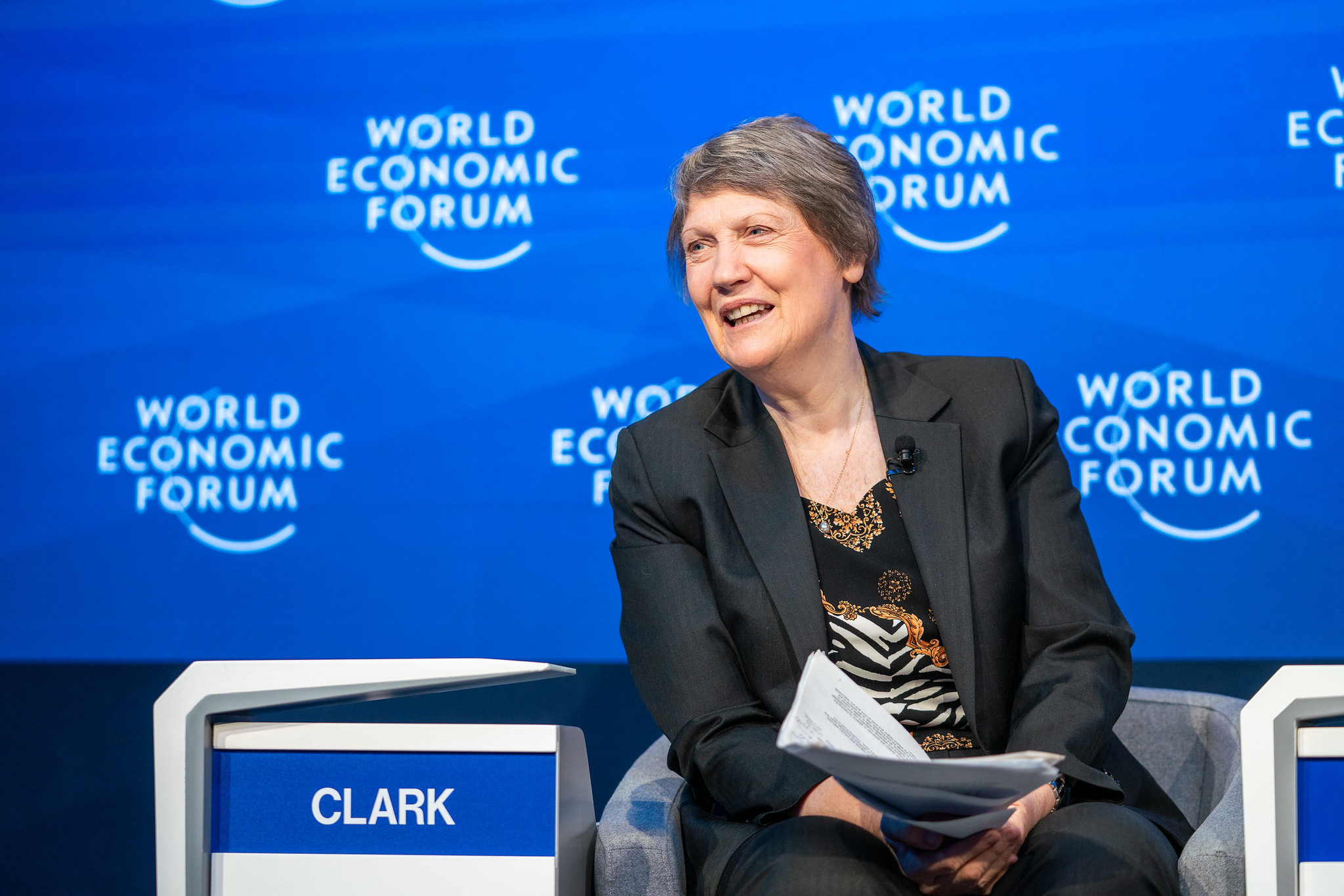 Helen Clark, Co-Chair of Independent Panel for Pandemic Preparedness and Response