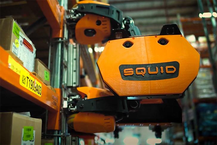 Automation robotics machine learning warehouses