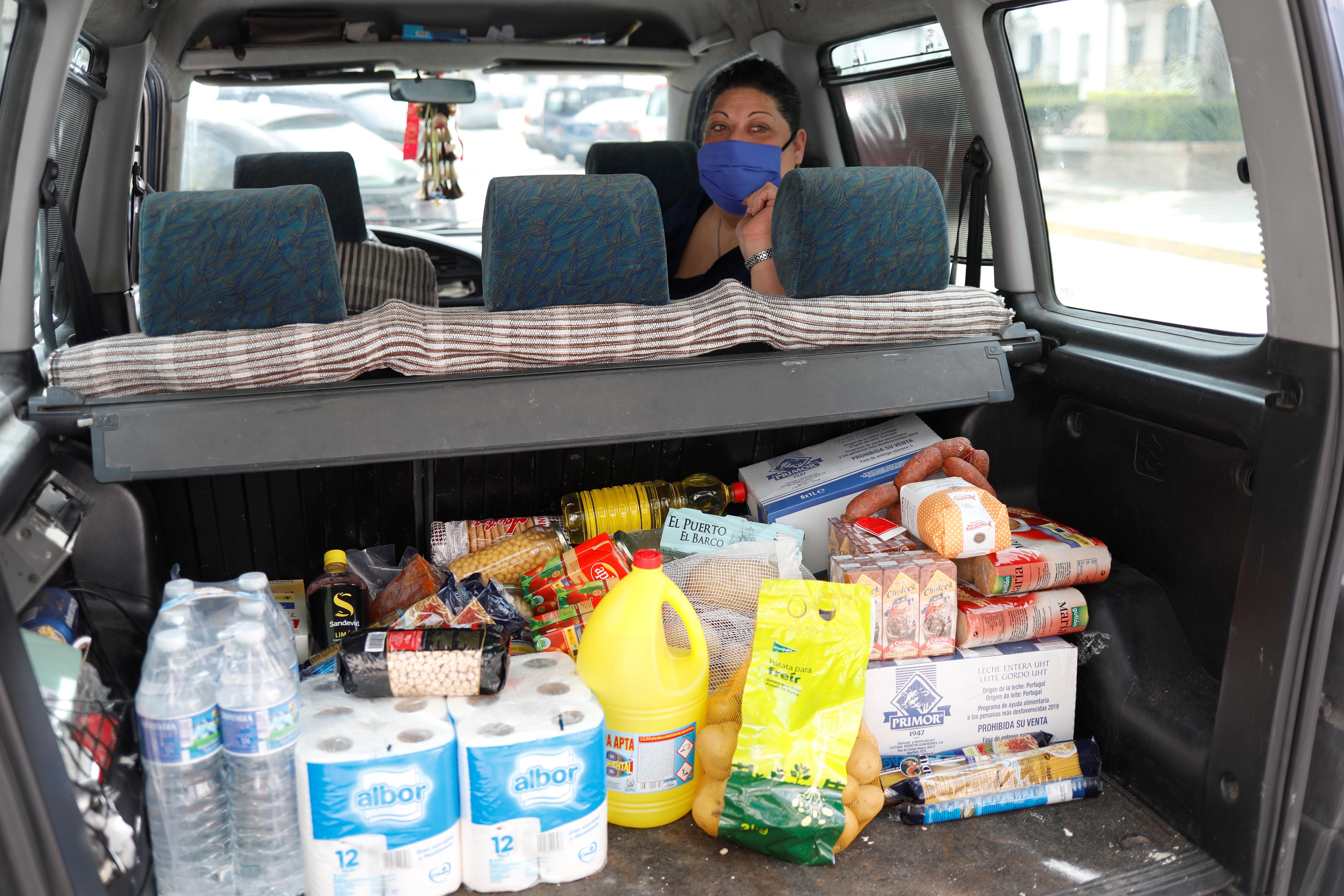 Food waste sustainability COVID-19 coronavirus