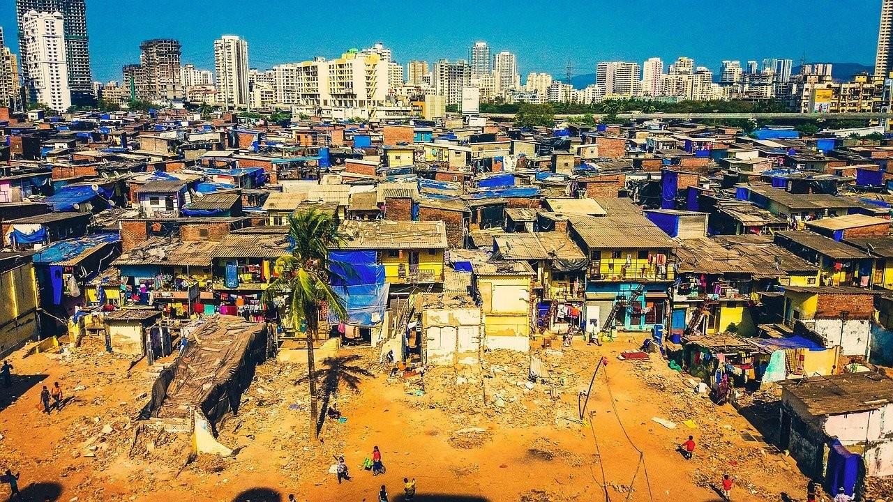 Image of economically struggling urban area