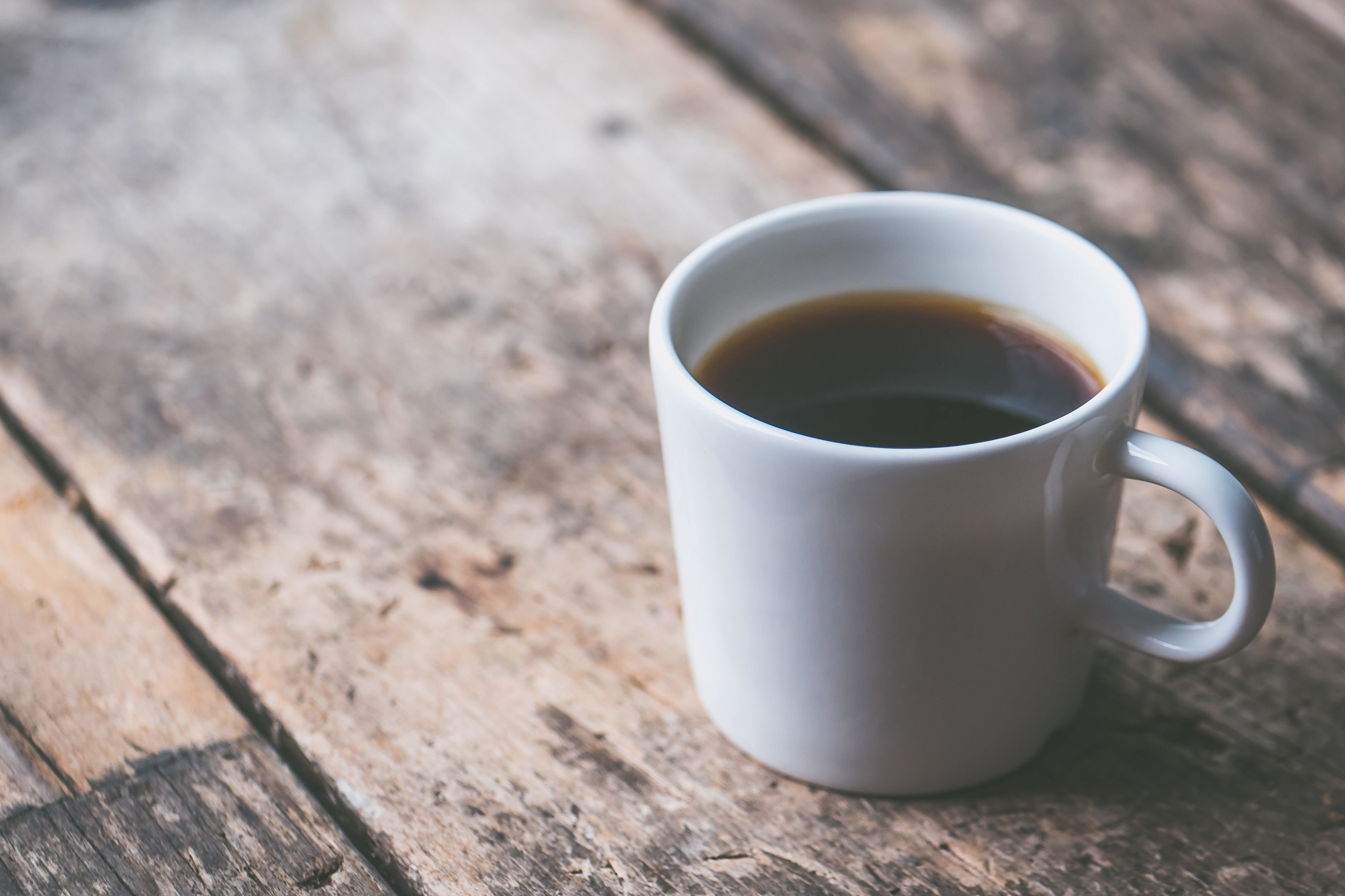 coffee, pictured here, is one of the crops that is being seriously affected by climate change
