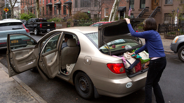 About a fifth of U.S. adults moved due to COVID-19 or know someone who did