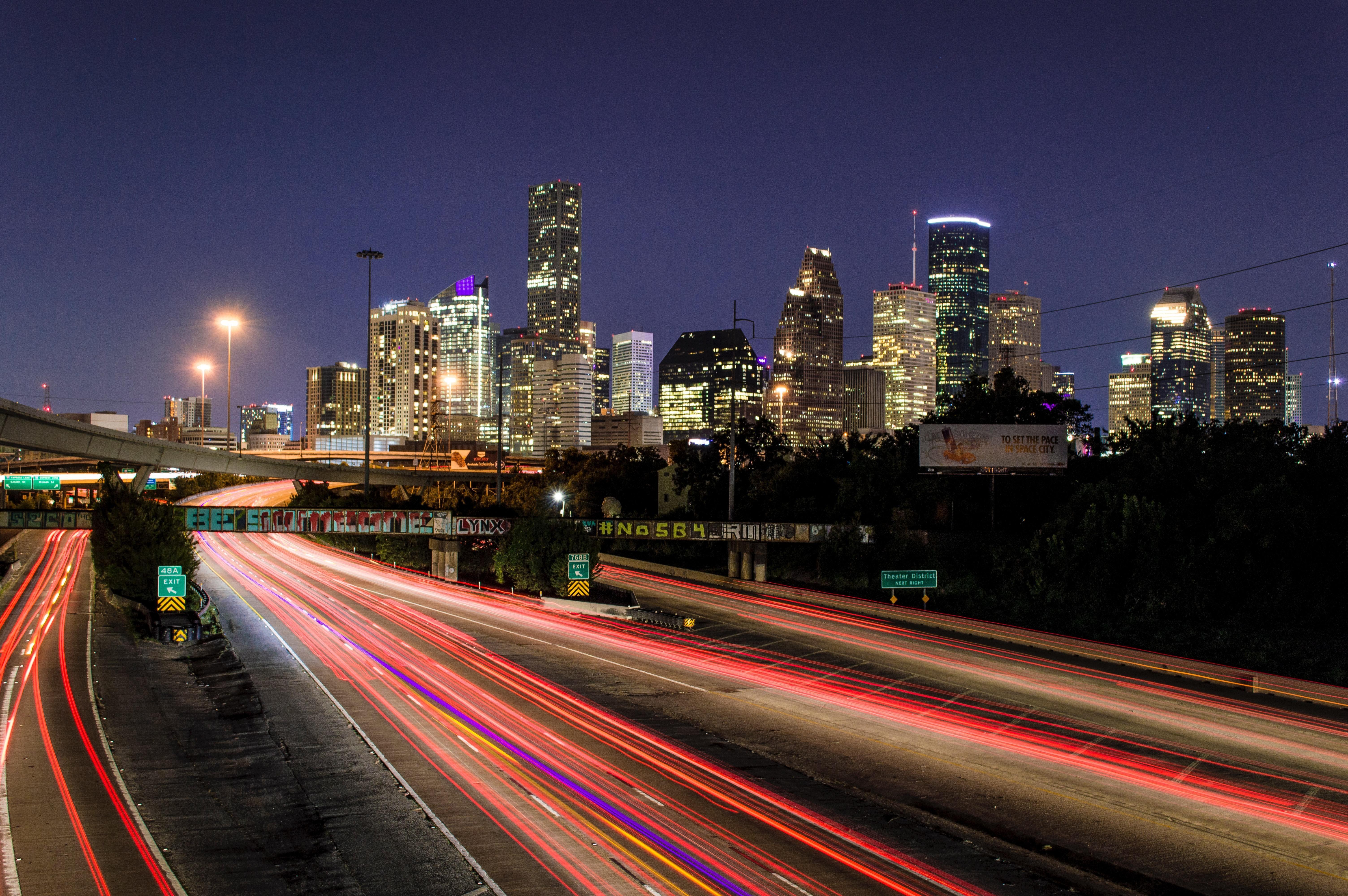 image of Houston city in Texas