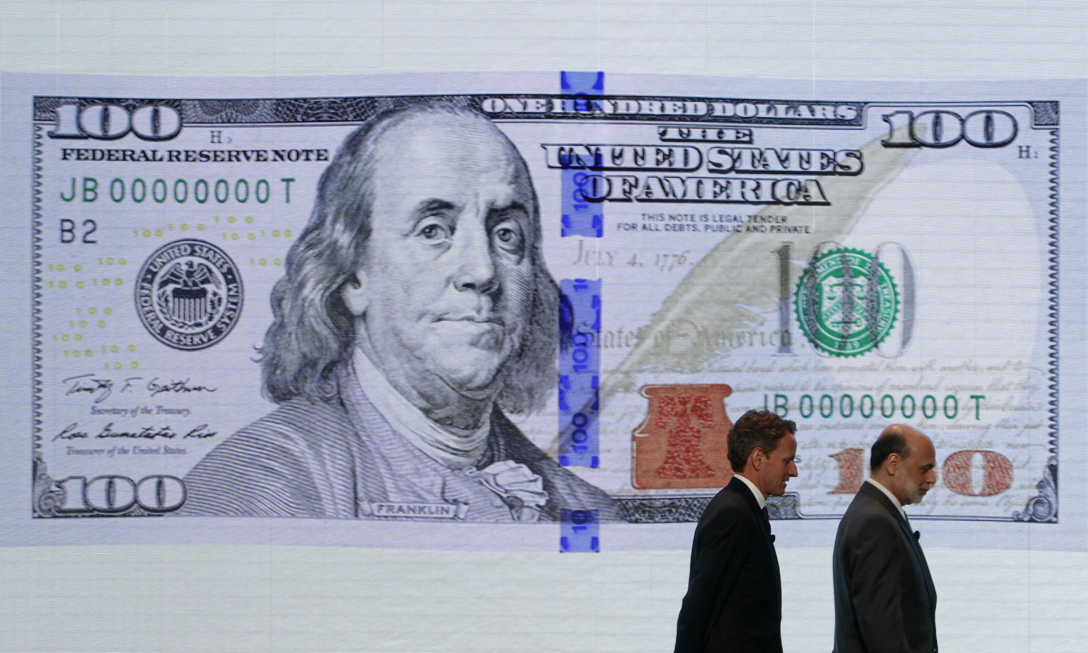 Global economy finances money prosperity GDP