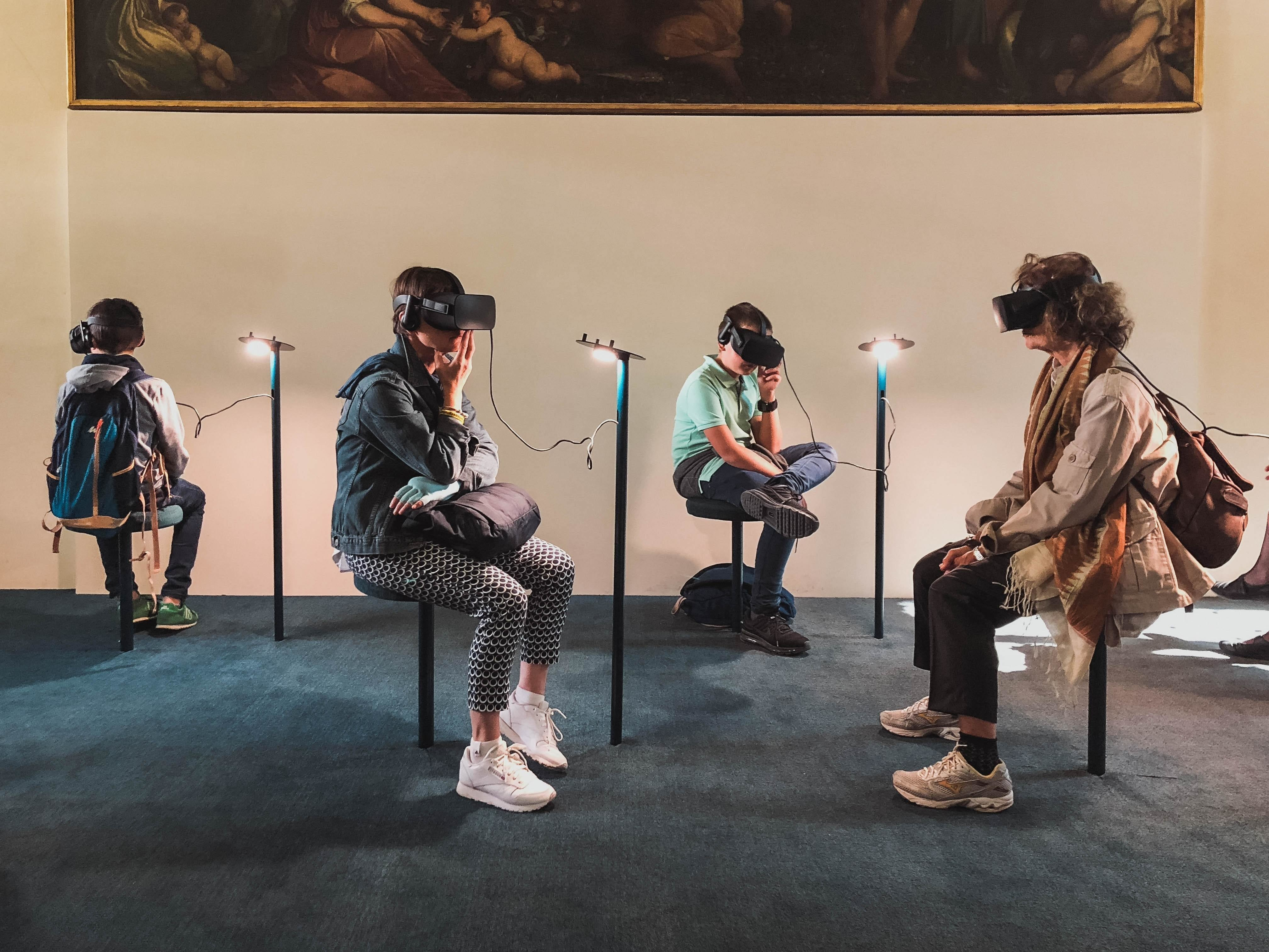 Like VR and AR before it, spatial computing is the next step in merging physical and digital worlds.
