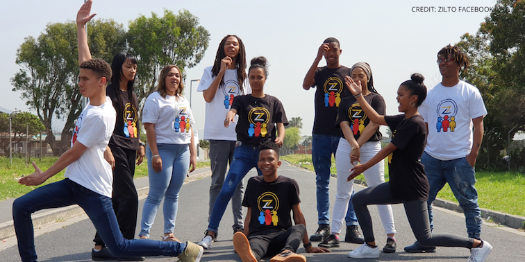 One social innovator in South Africa is creating a collective of young people united by hope and a passion for technology.